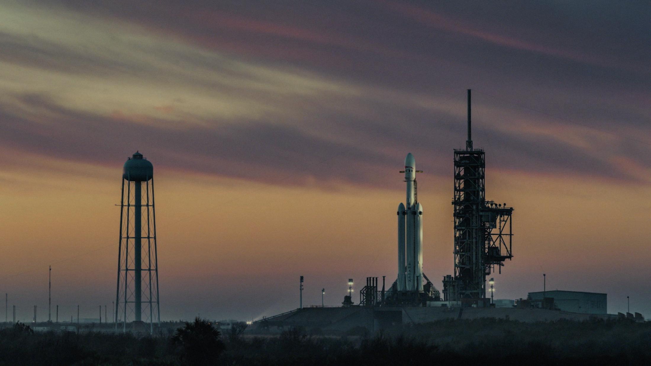 Thumbnail for SpaceX - Starman