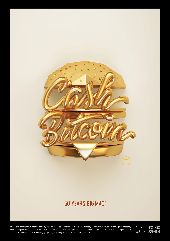 Thumbnail for Cash/Bitcoin