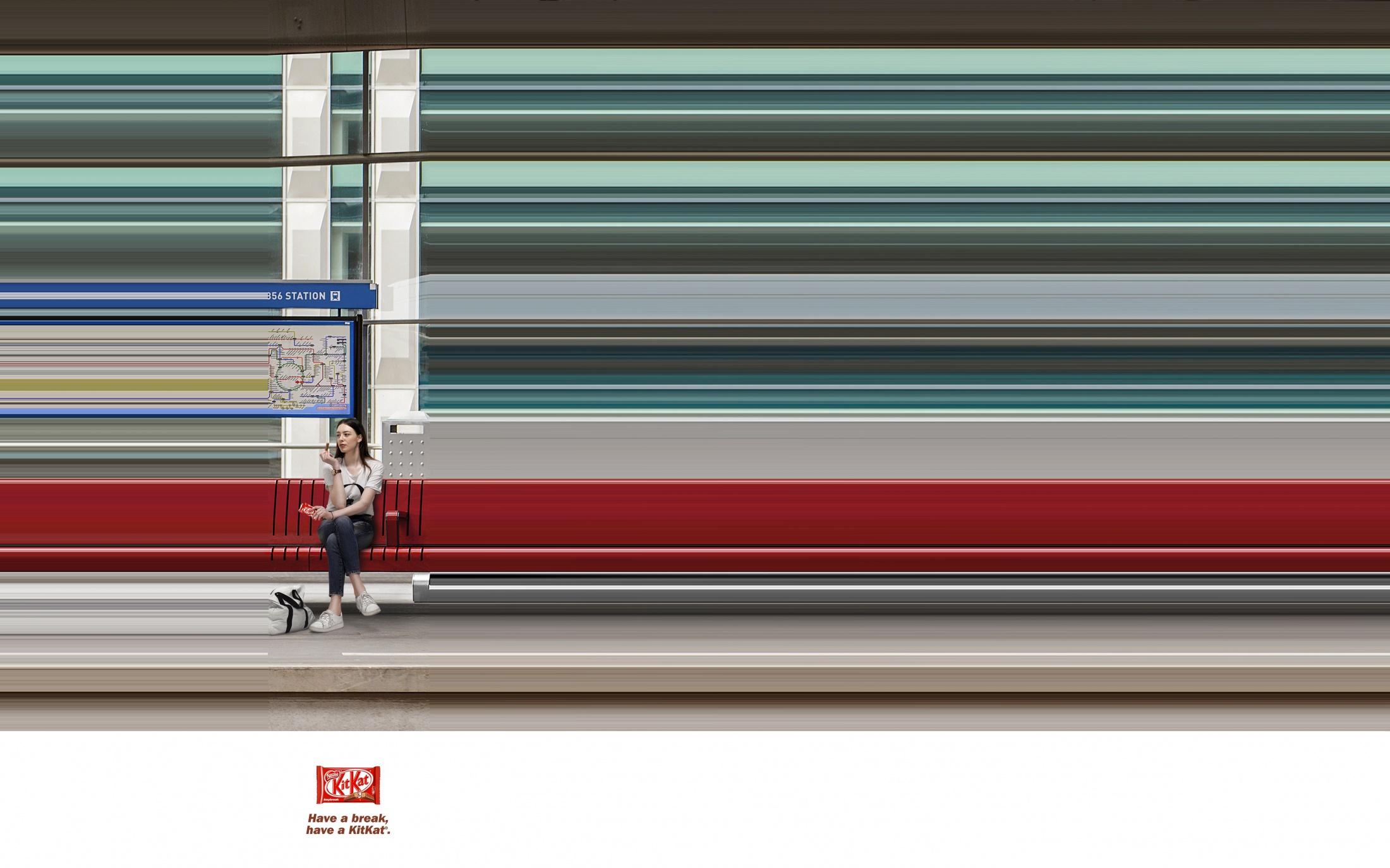 Thumbnail for Metro station