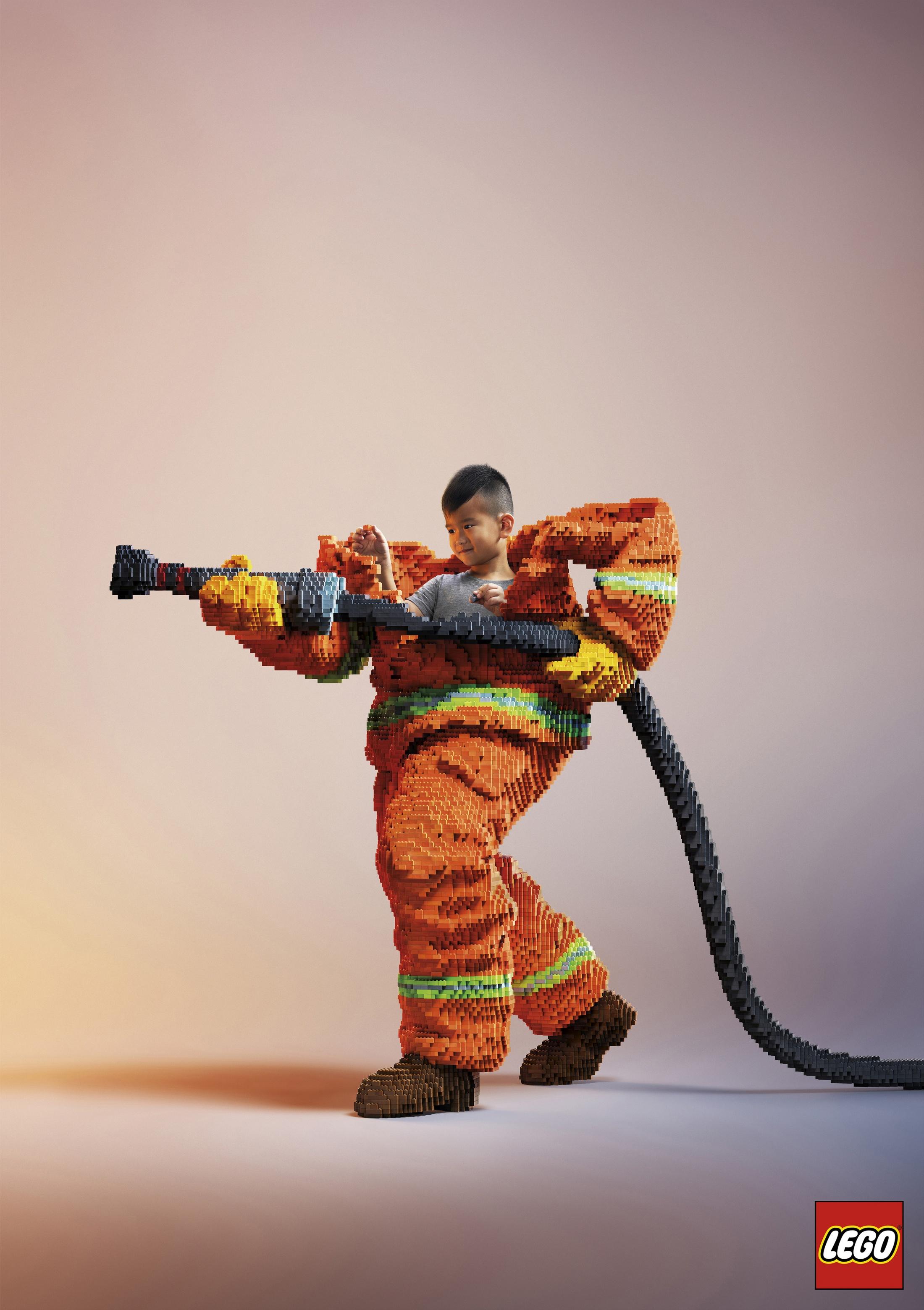 Thumbnail for Firefighter