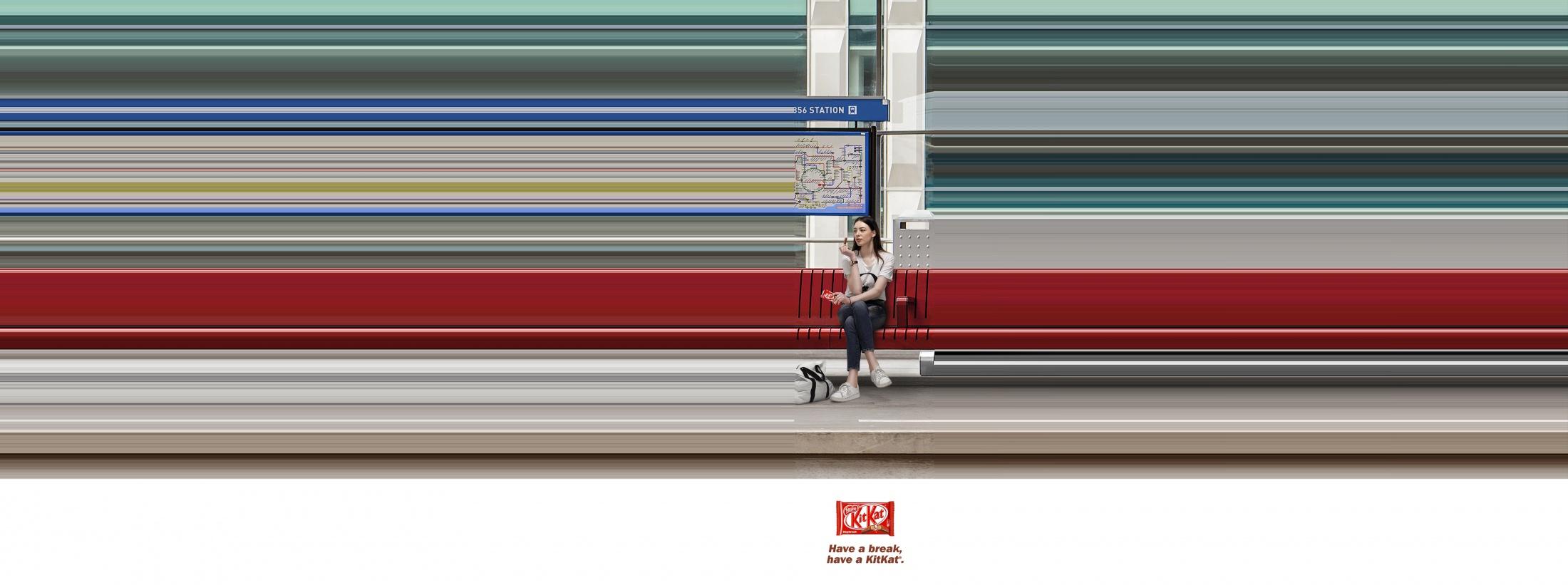 Thumbnail for Break The Speed: Metro station