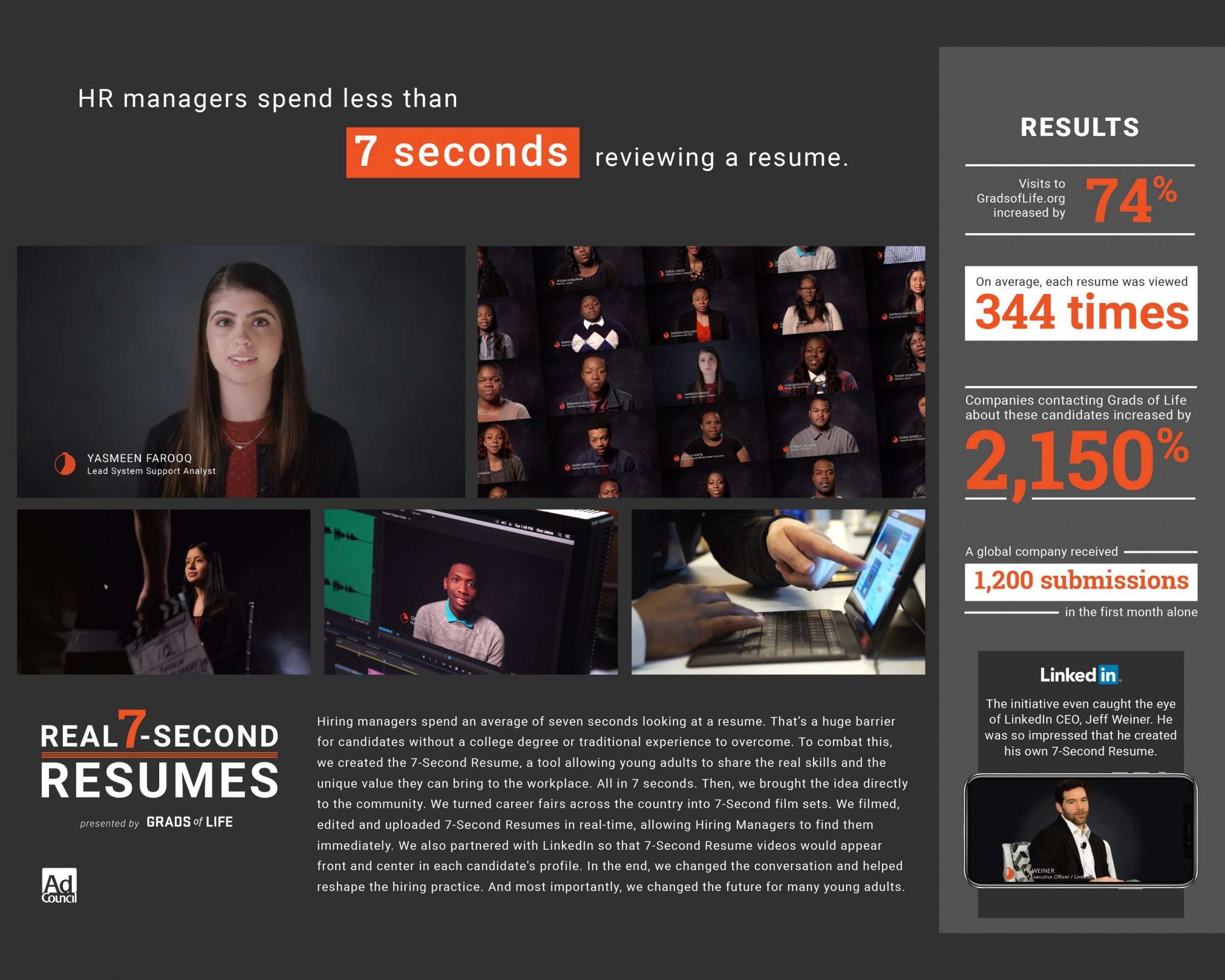 Thumbnail for 7-Second Resumes