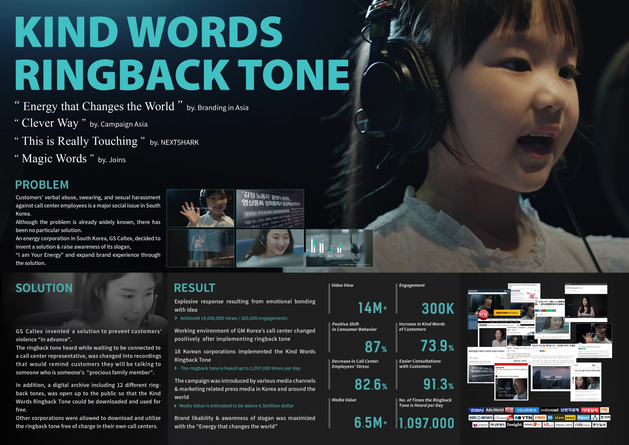 Thumbnail for Kind Words Ringback Tone