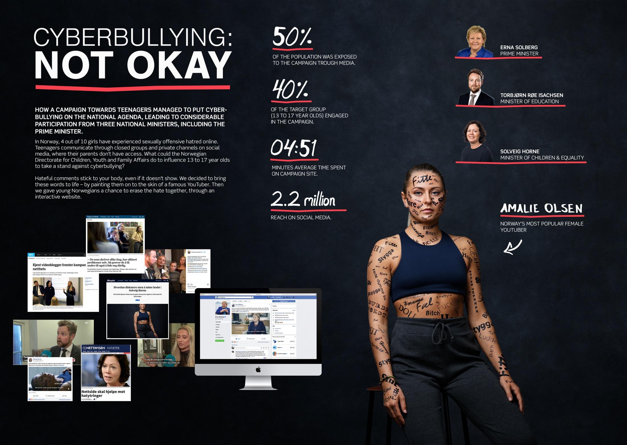Thumbnail for Cyberbullying: Not Okay