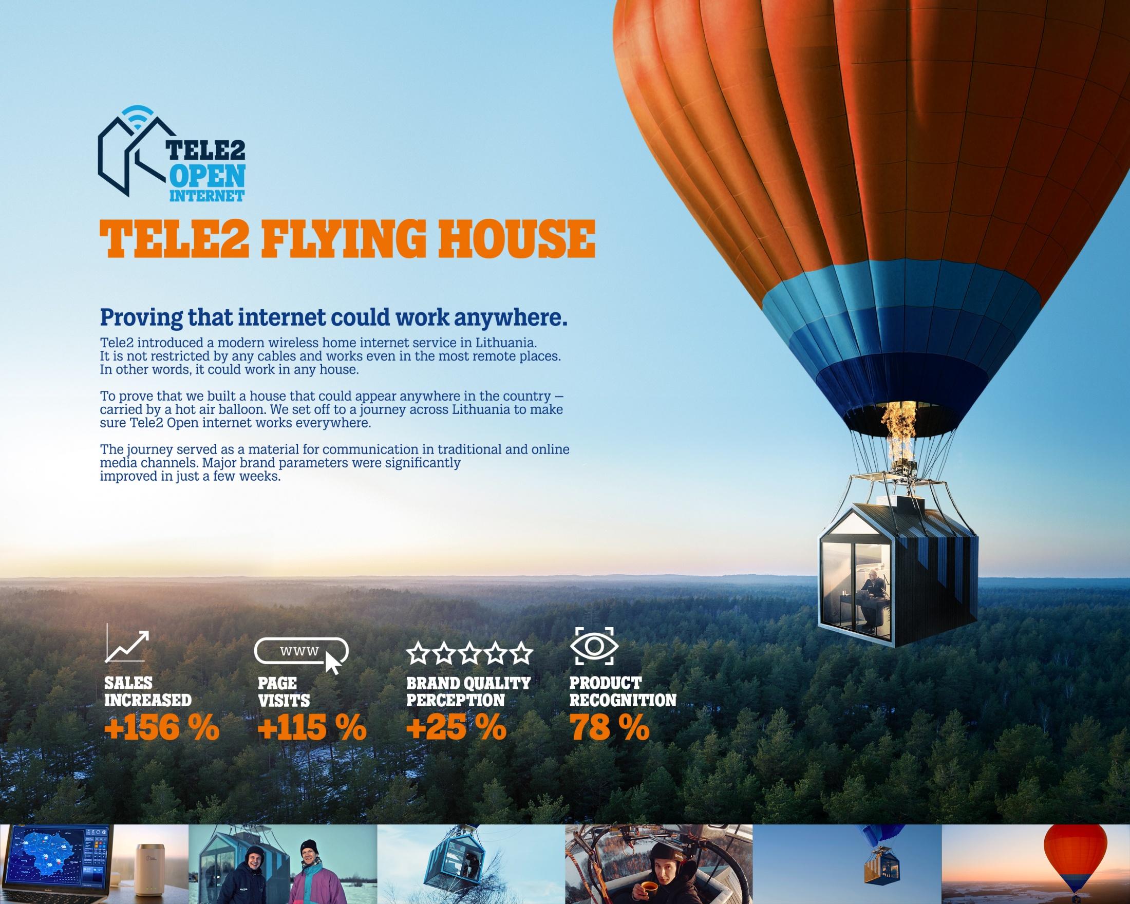 Thumbnail for FLYING HOUSE