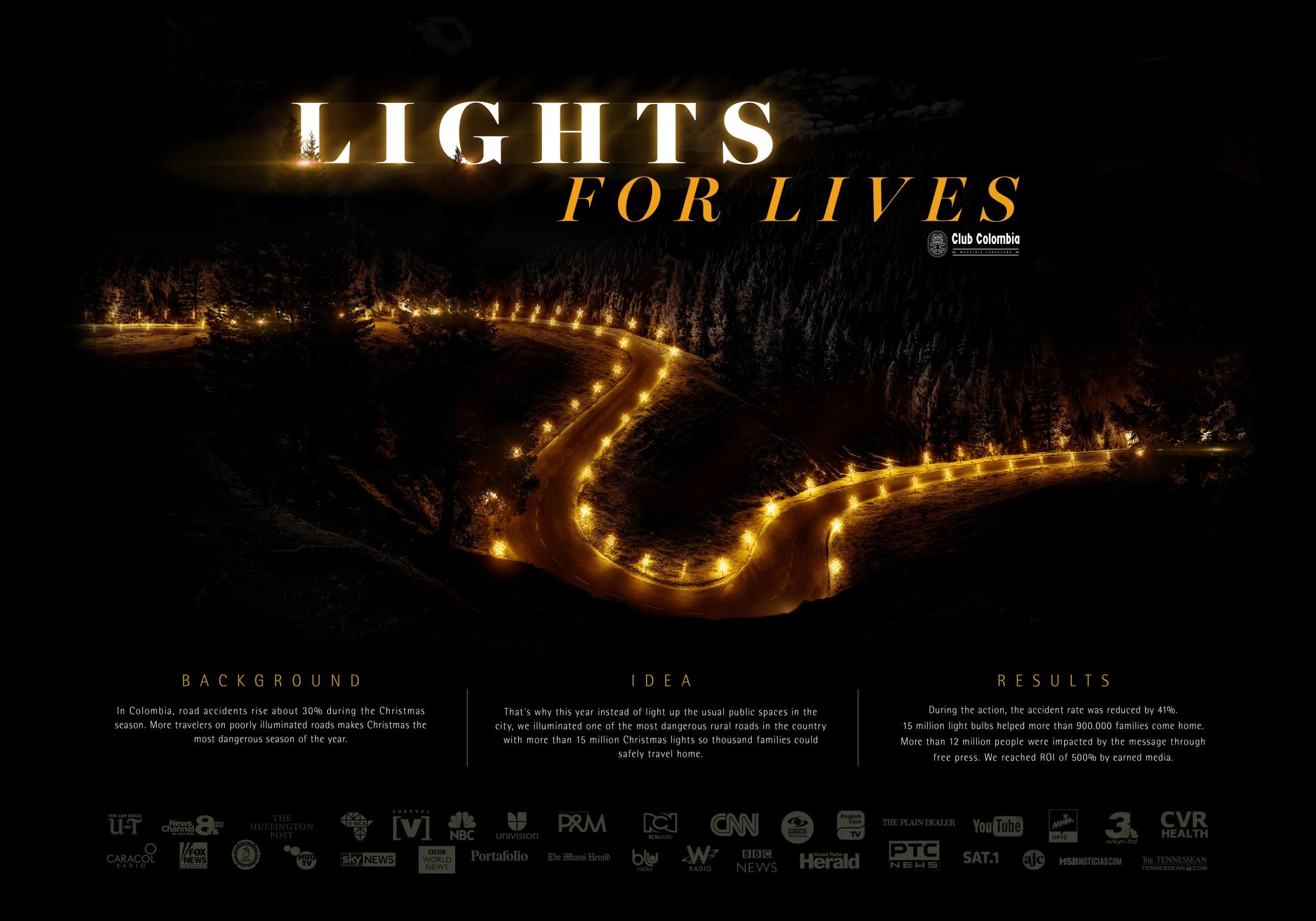 Thumbnail for Lights for Lives