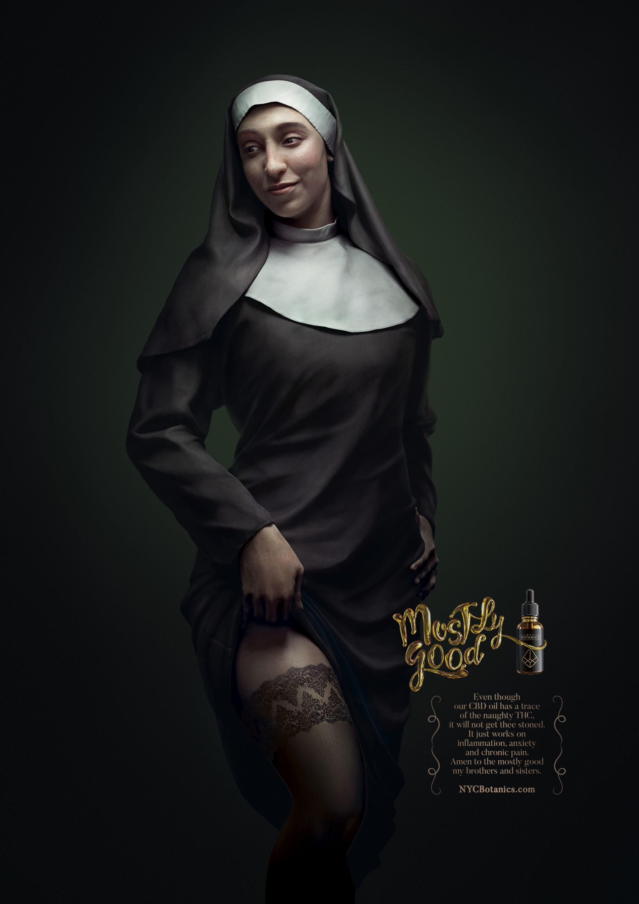 Naughty Nun Thumbnail