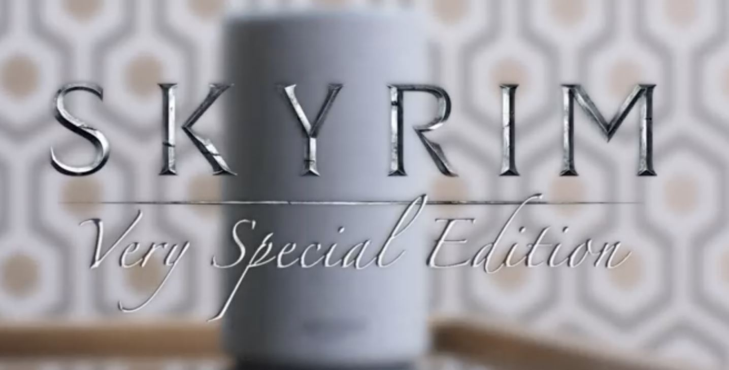 Thumbnail for Skyrim: Very Special Edition: Official Trailer