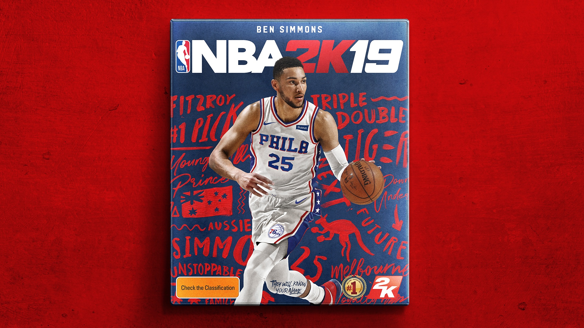 Thumbnail for NBA2K19: They Will Know Your Name