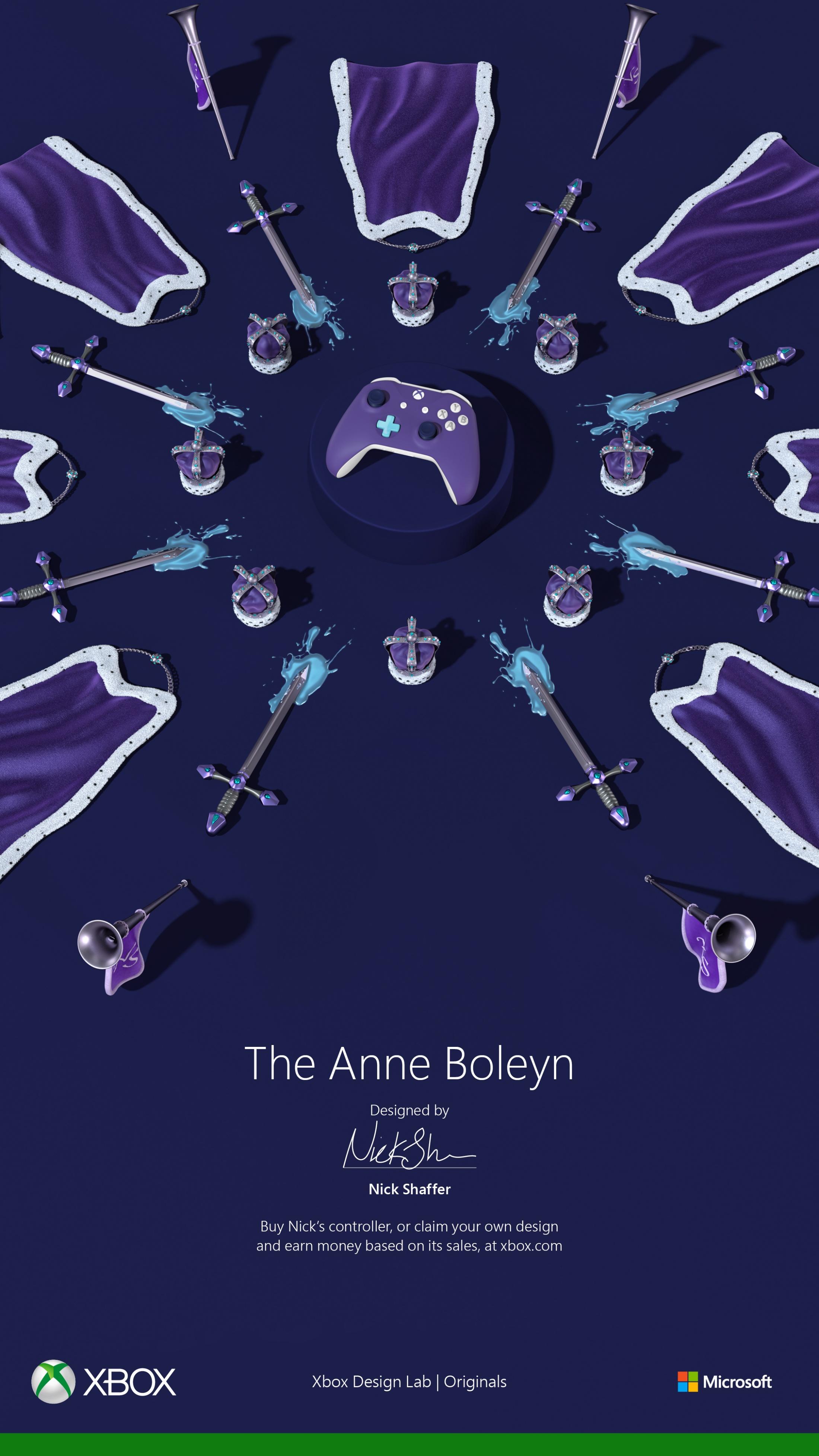 Thumbnail for The Anne Boleyn