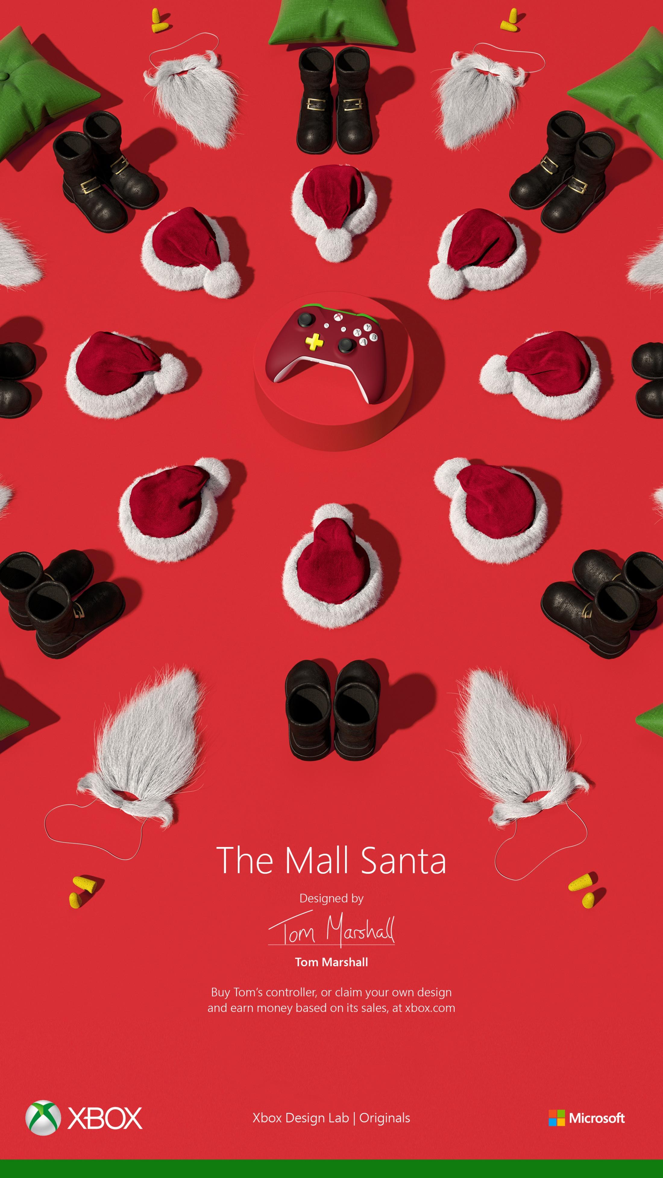 Thumbnail for The Mall Santa