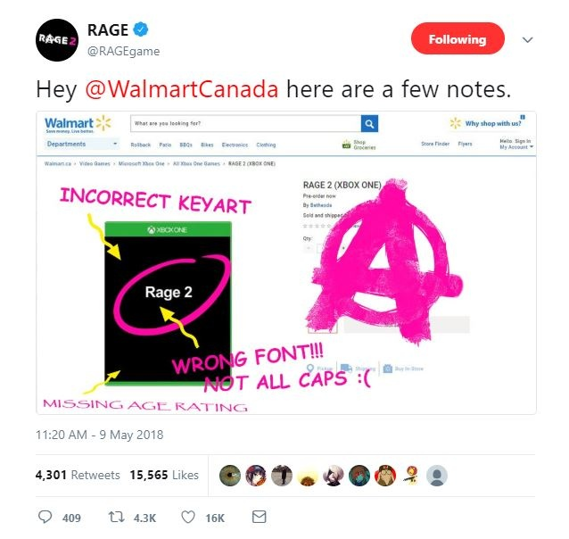 Thumbnail for RAGE against the WALMART CANADA