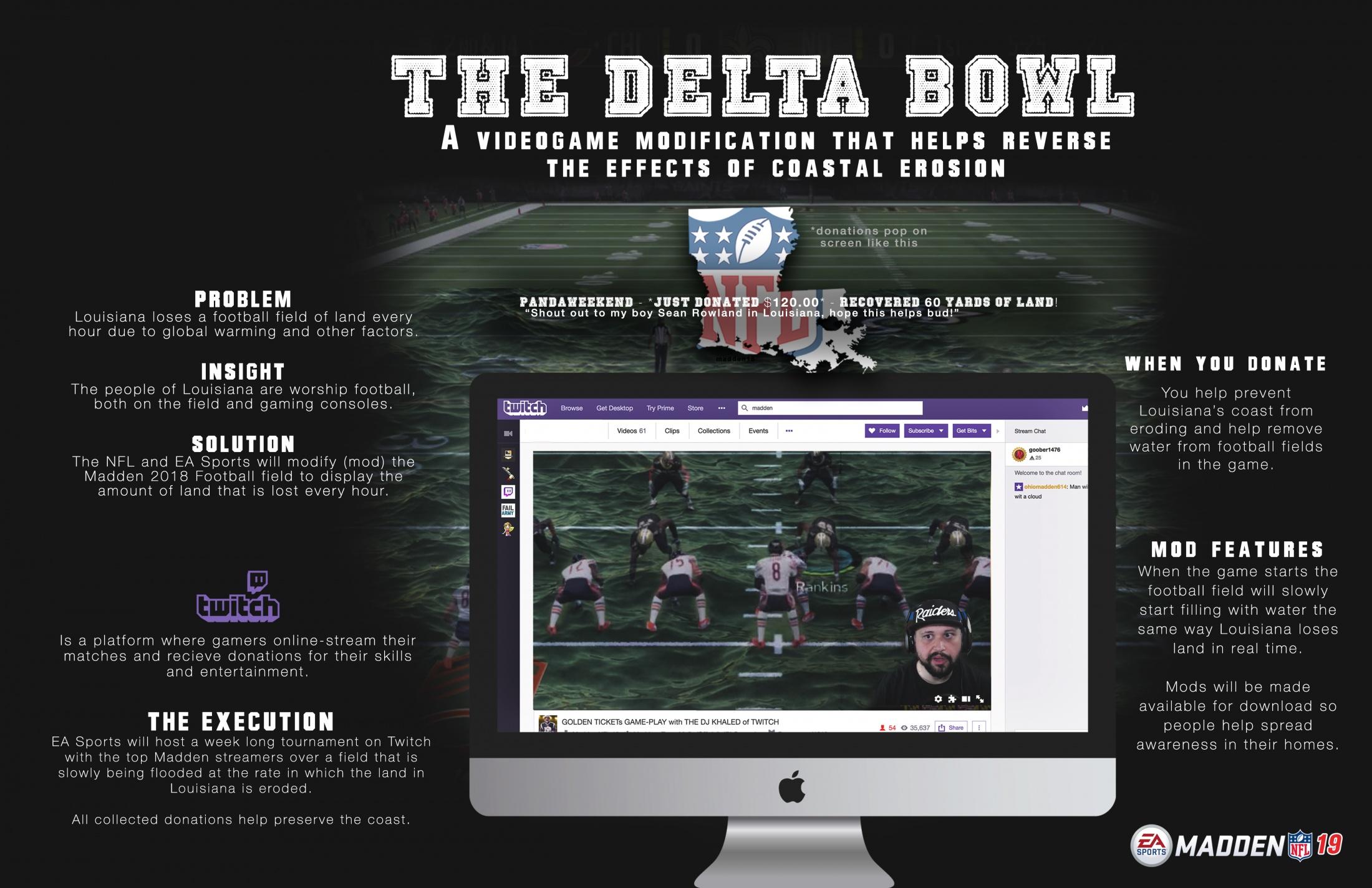Thumbnail for THE DELTA BOWL
