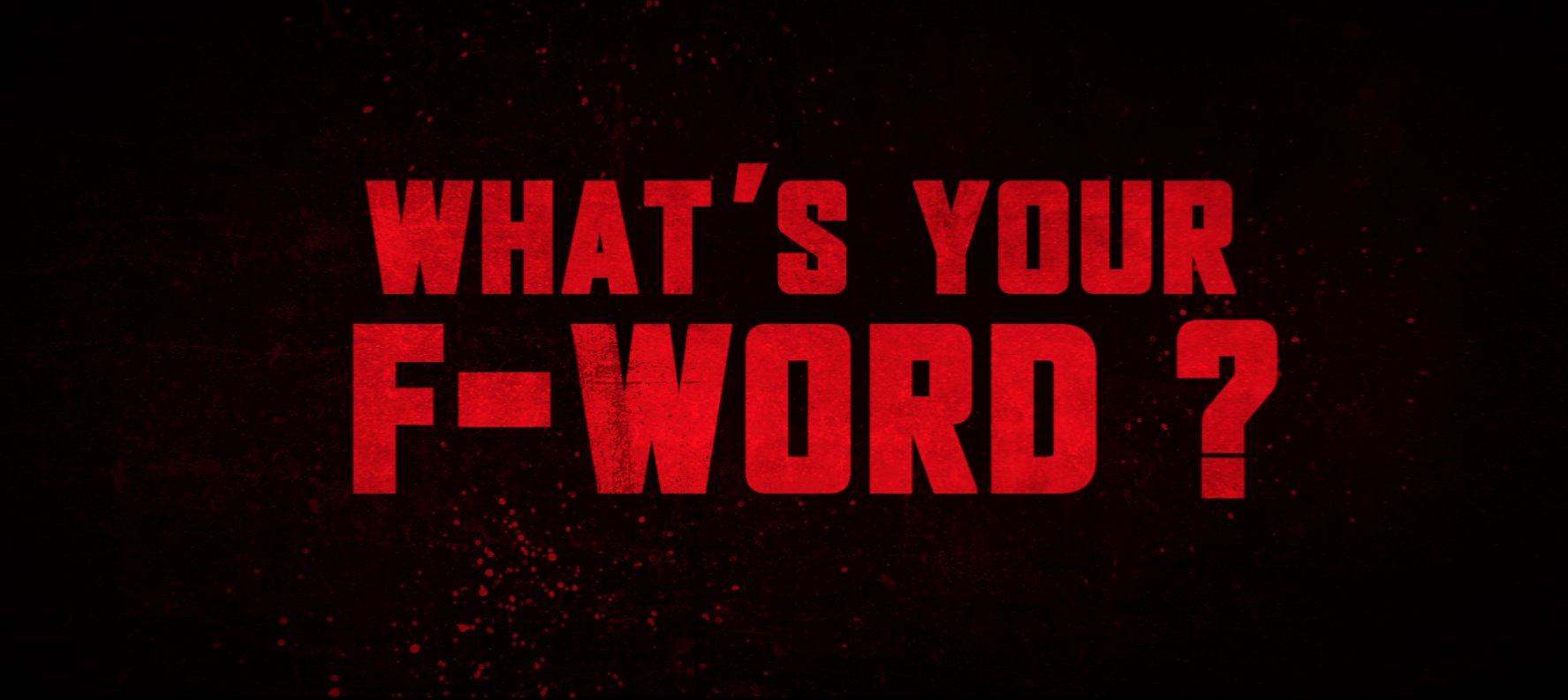 Thumbnail for F-Word