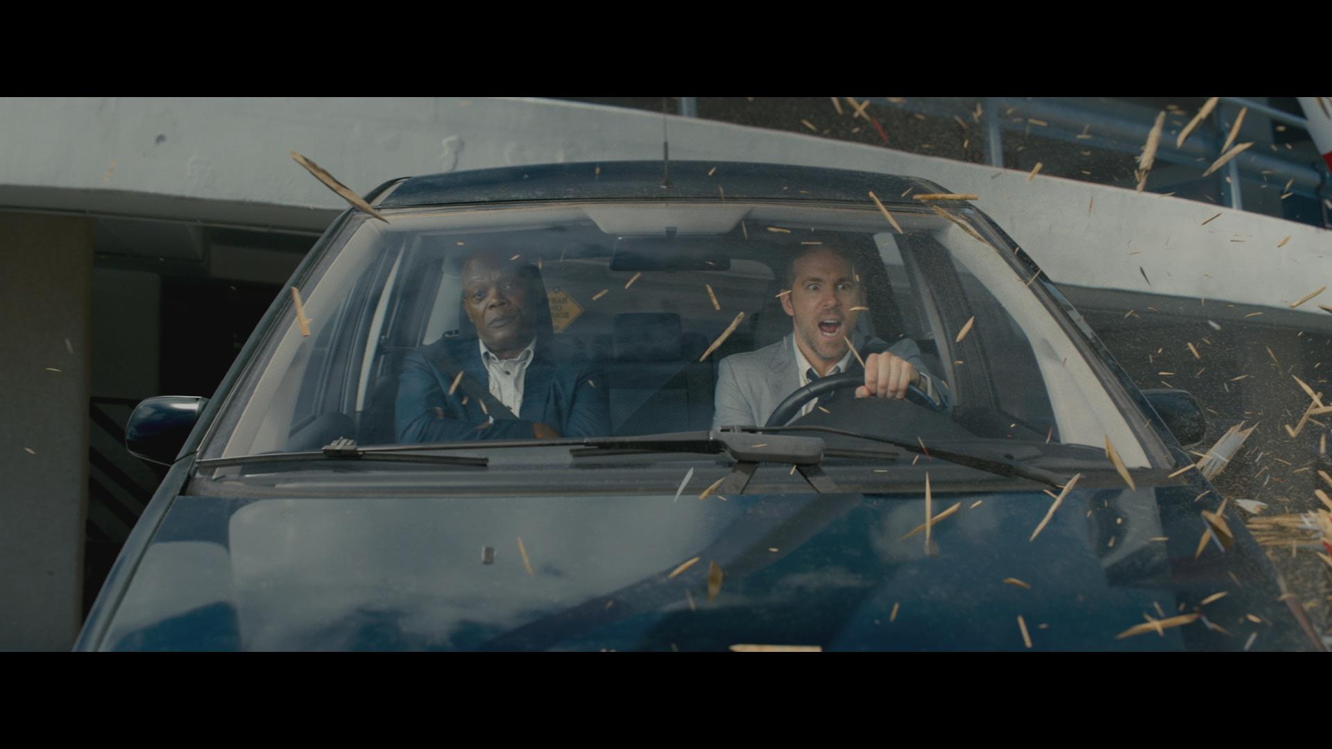 Thumbnail for The Hitman's Bodyguard - Bonus Trailer