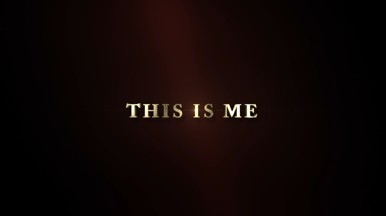 """Thumbnail for The Greatest Showman – The Songs """"This Is Me"""""""
