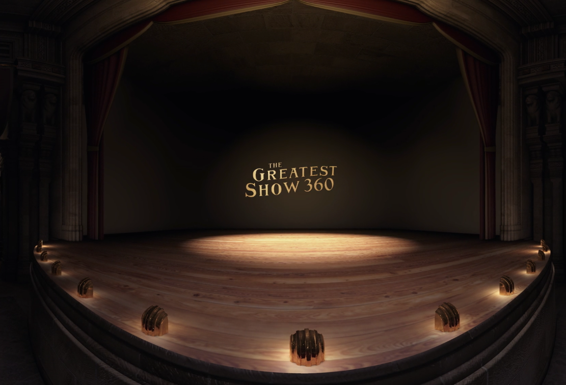 Thumbnail for The Greatest Show 360