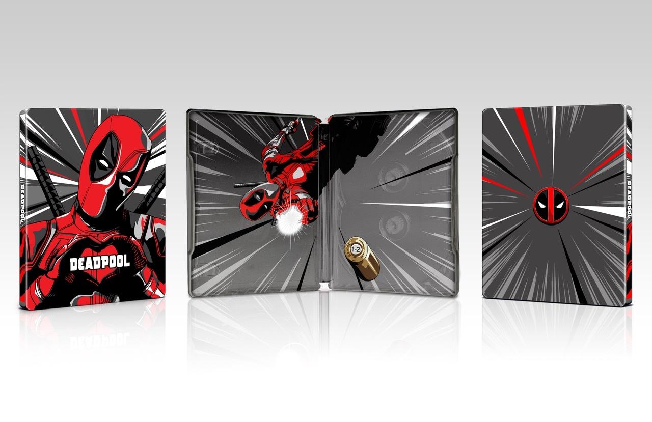Thumbnail for Deadpool Steelbook