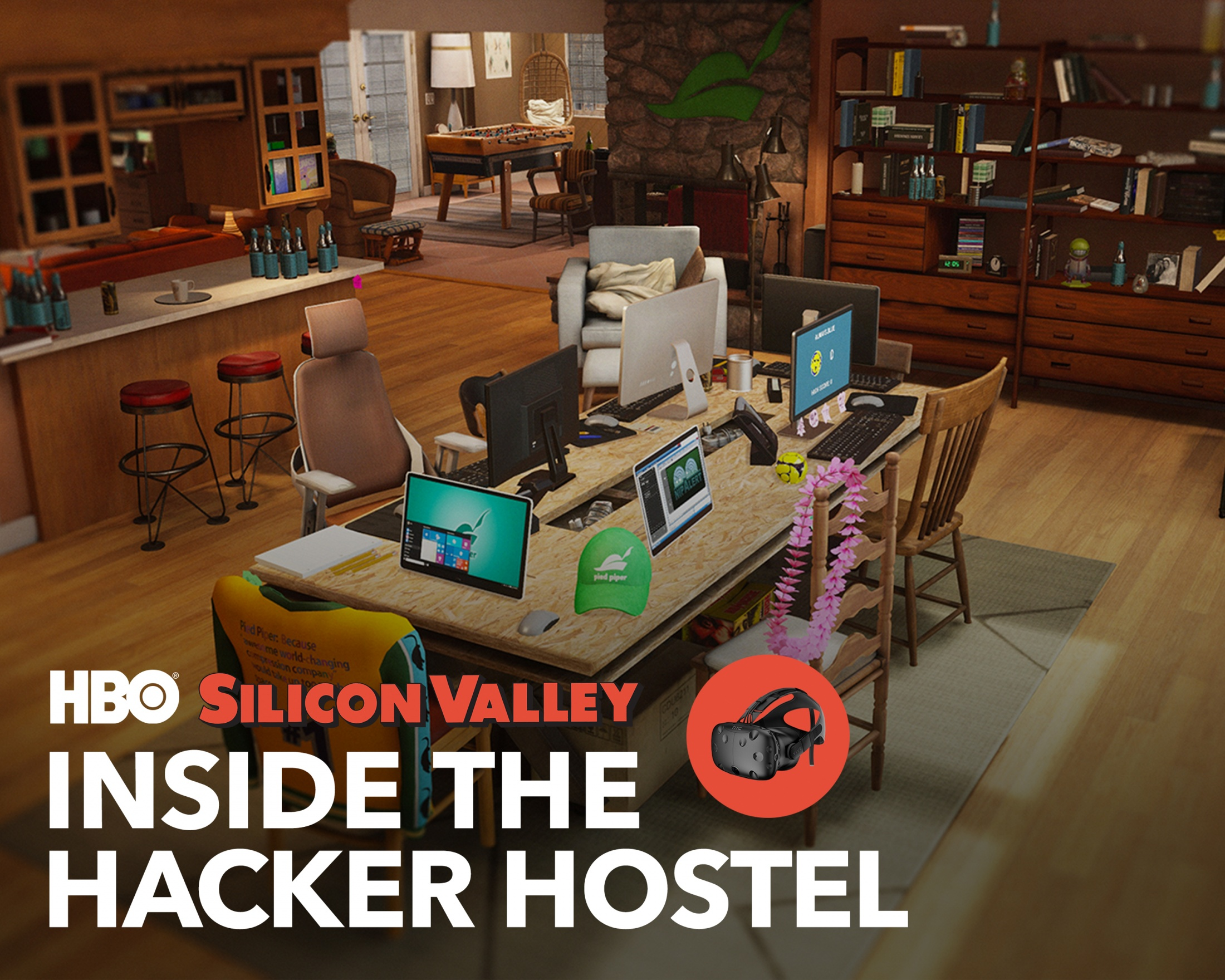 Thumbnail for Silicon Valley: Inside the Hacker Hostel