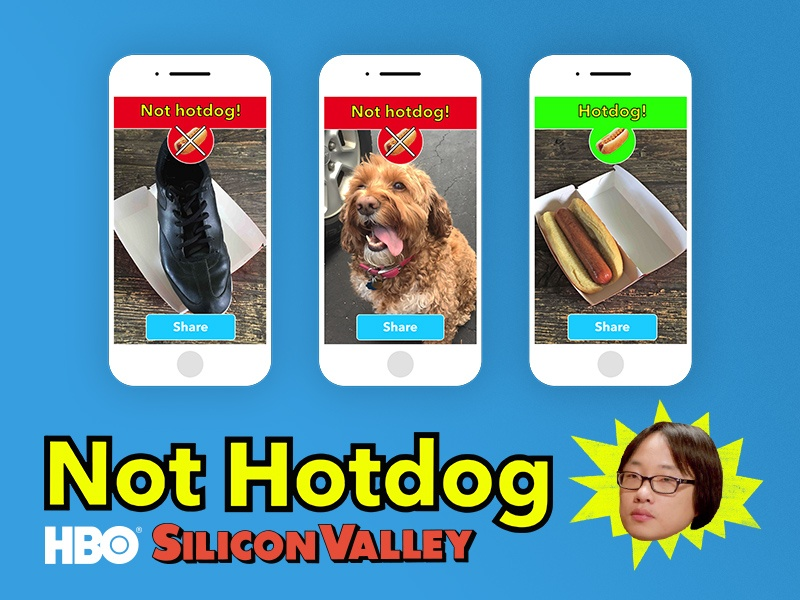 Thumbnail for Silicon Valley - Not Hotdog