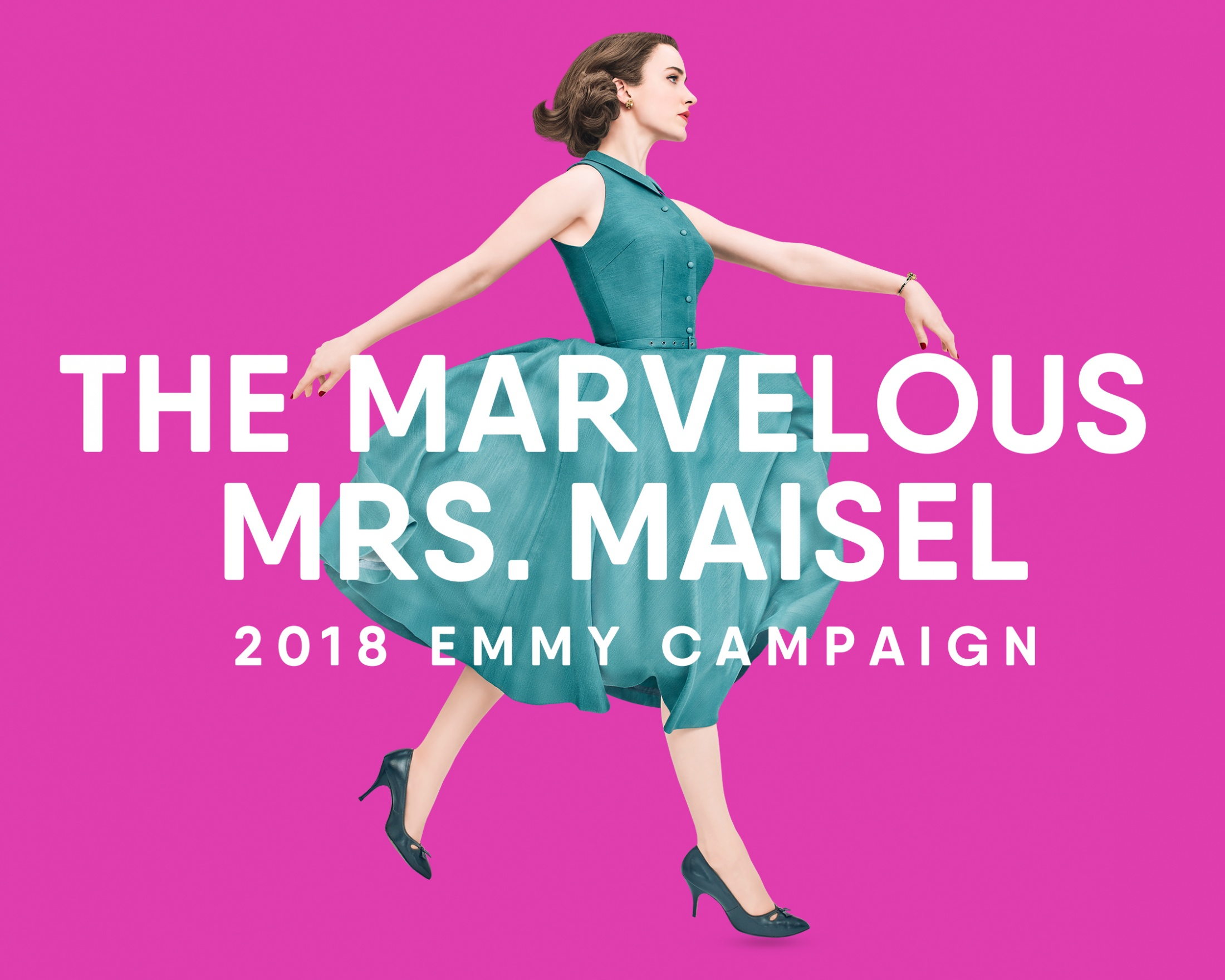 Thumbnail for The Marvelous Mrs. Maisel Emmy Campaign