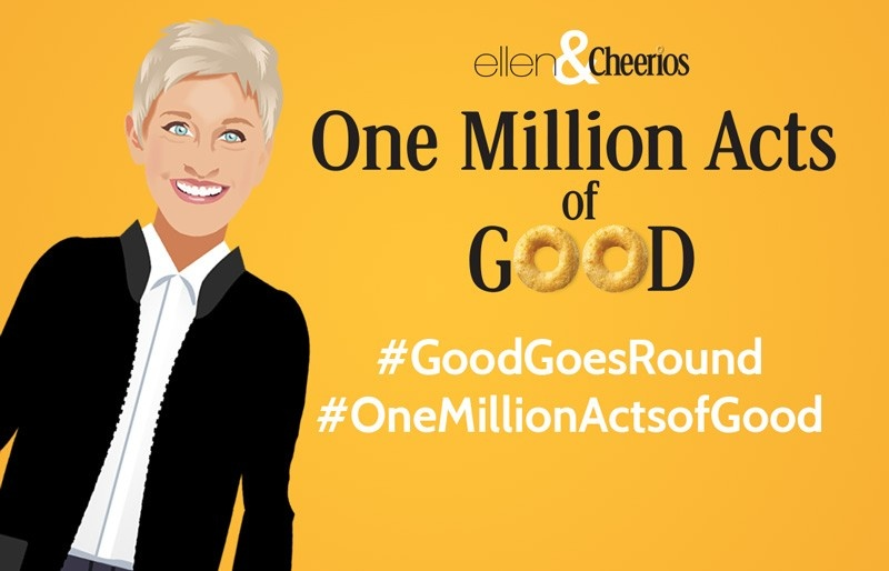 Thumbnail for One Million Acts of Good