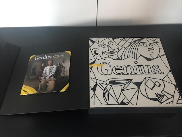 Thumbnail for Genius: Picasso Press Kit