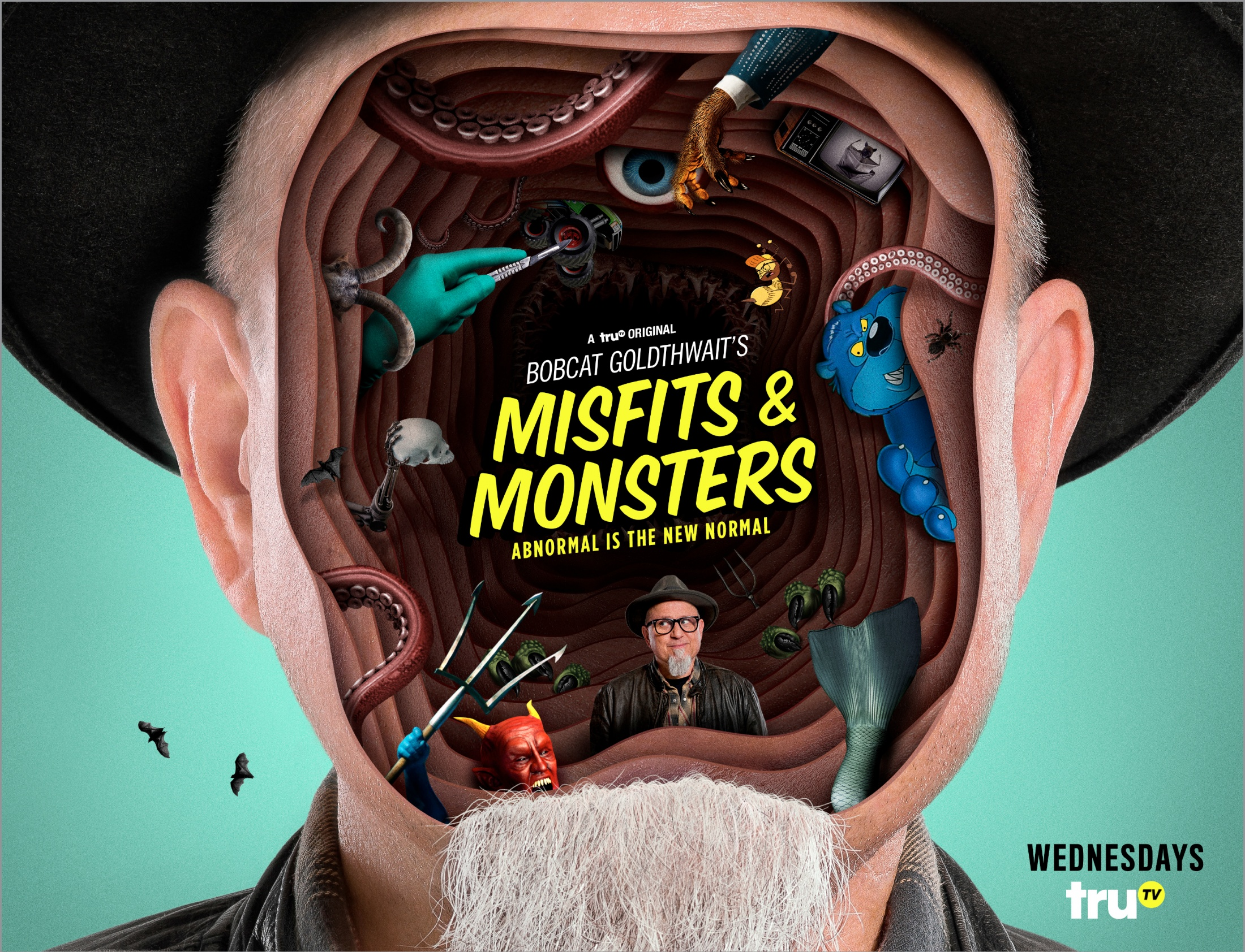 Thumbnail for Bobcat Goldthwait's Misfits and Monsters