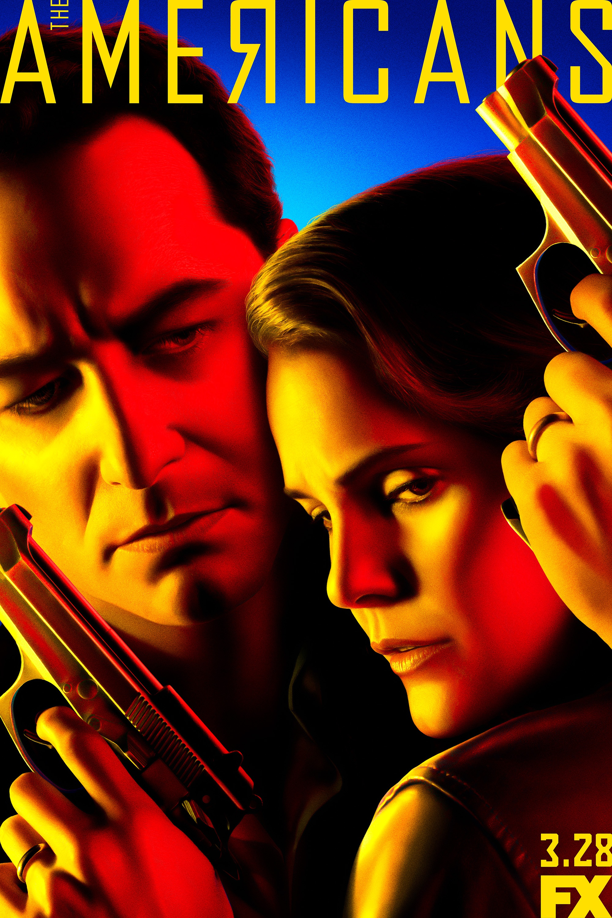 Thumbnail for The Americans One Sheet