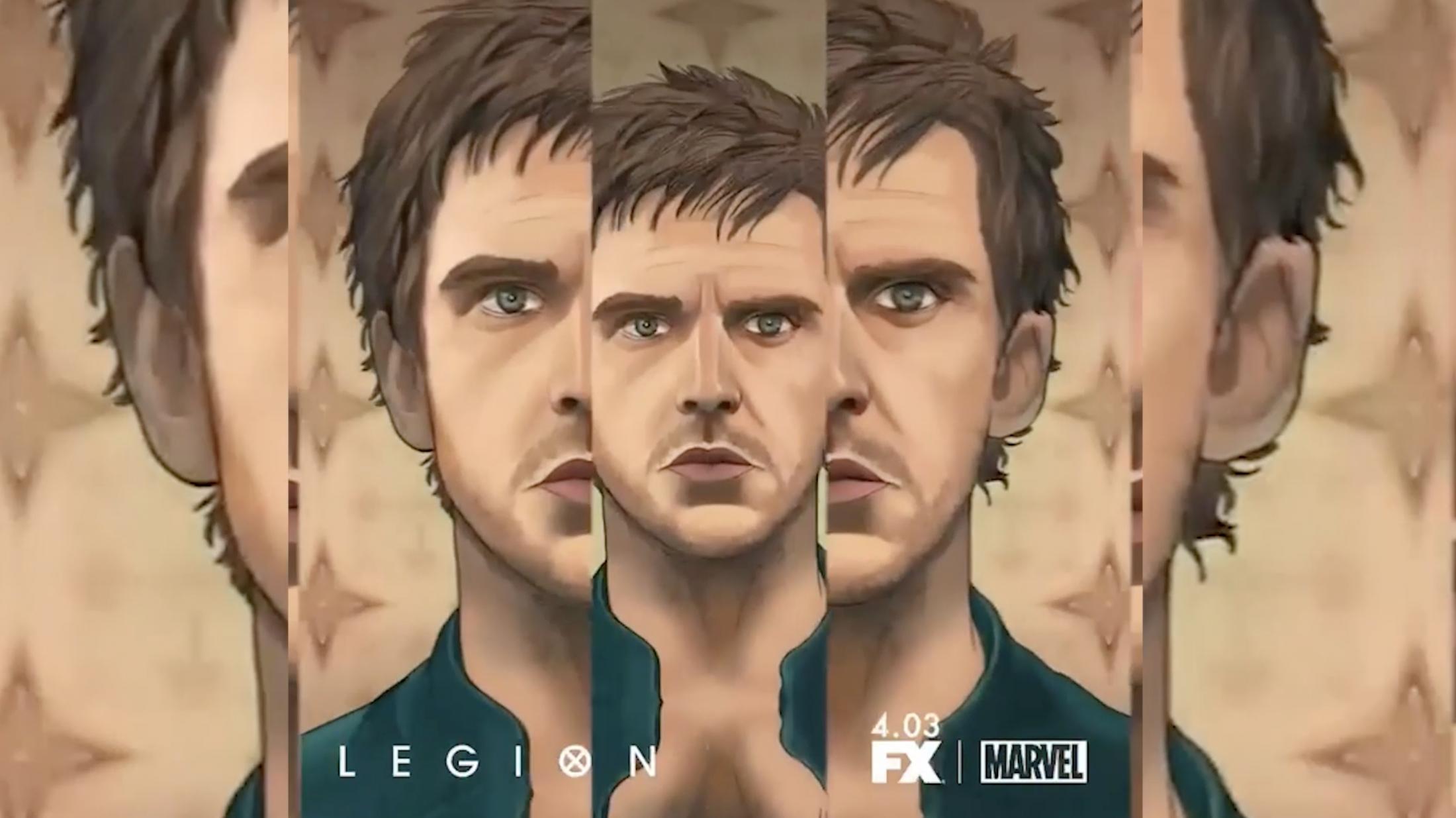 Thumbnail for Legion Social Campaign