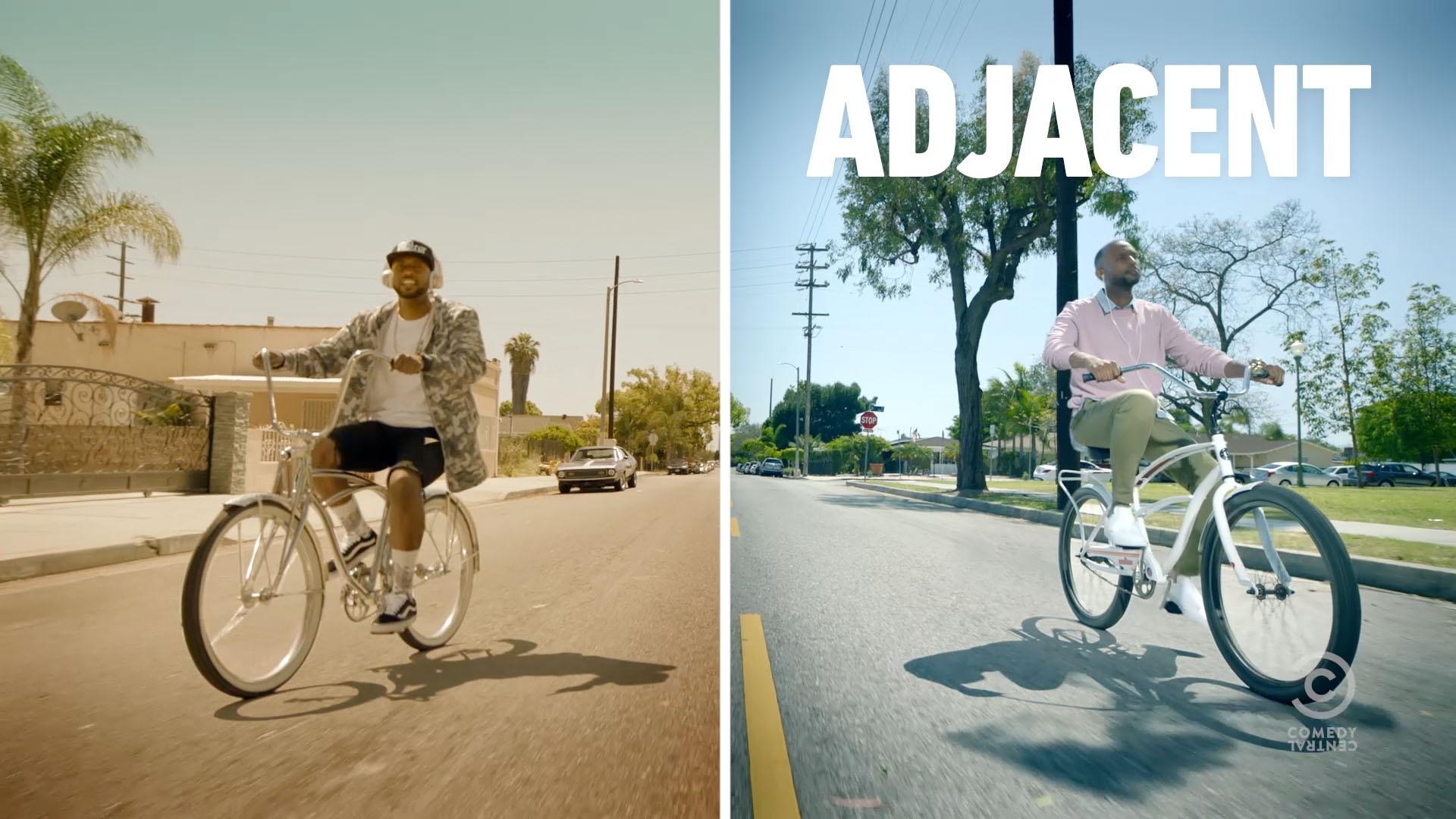 Thumbnail for Comedy Central Hood Adjacent Trailer