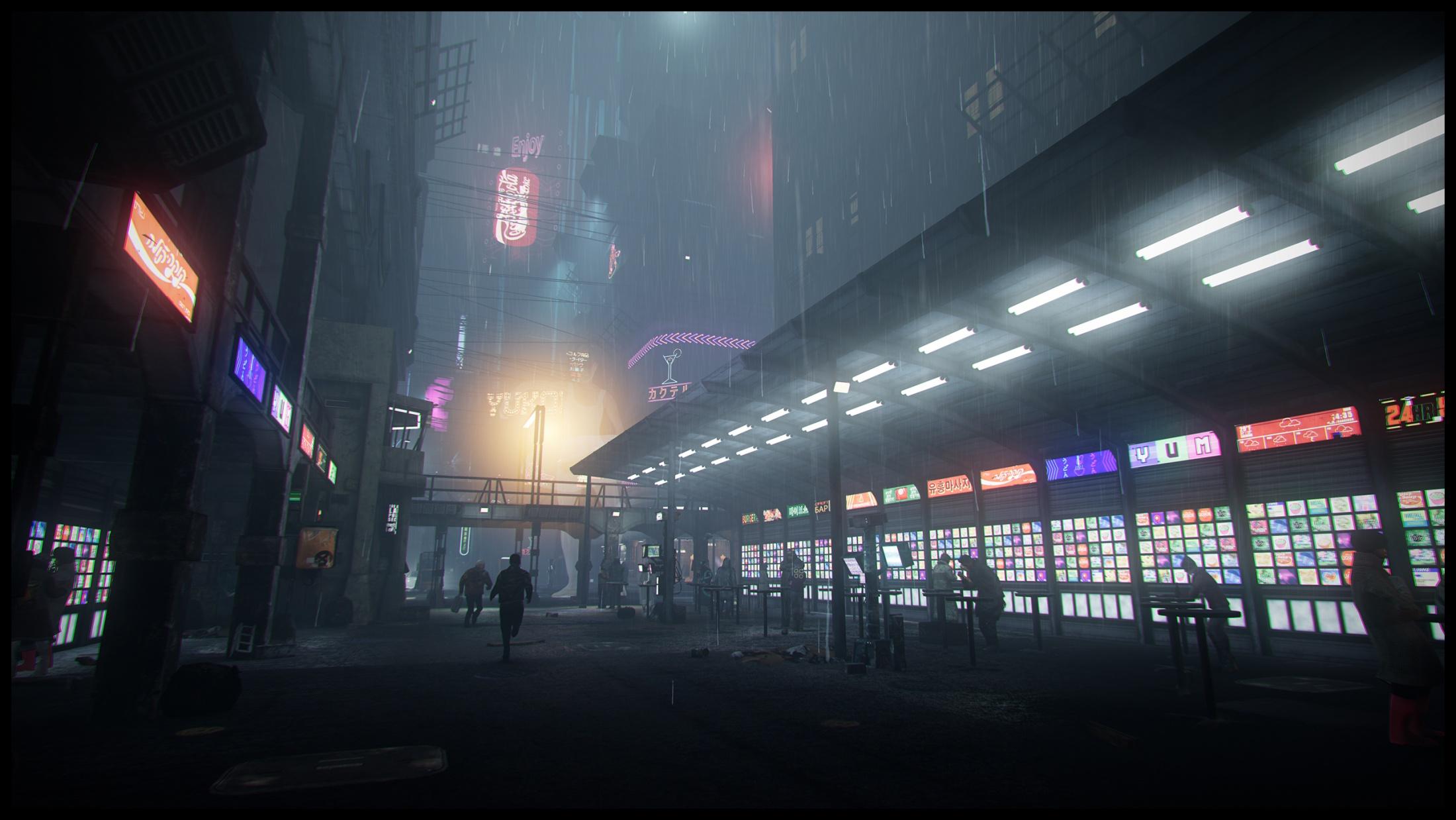 Thumbnail for Blade Runner 2049 Memory Lab
