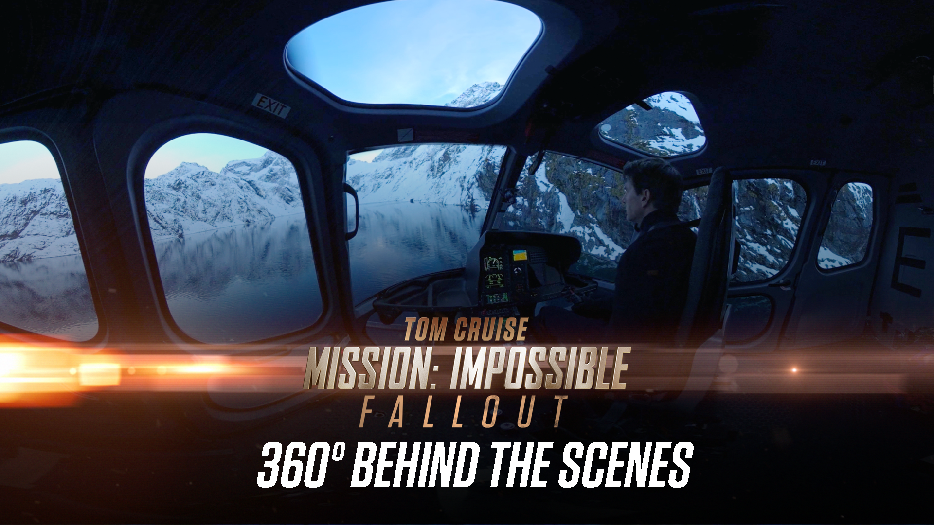 Thumbnail for Mission Impossible 360º Behind The Scenes