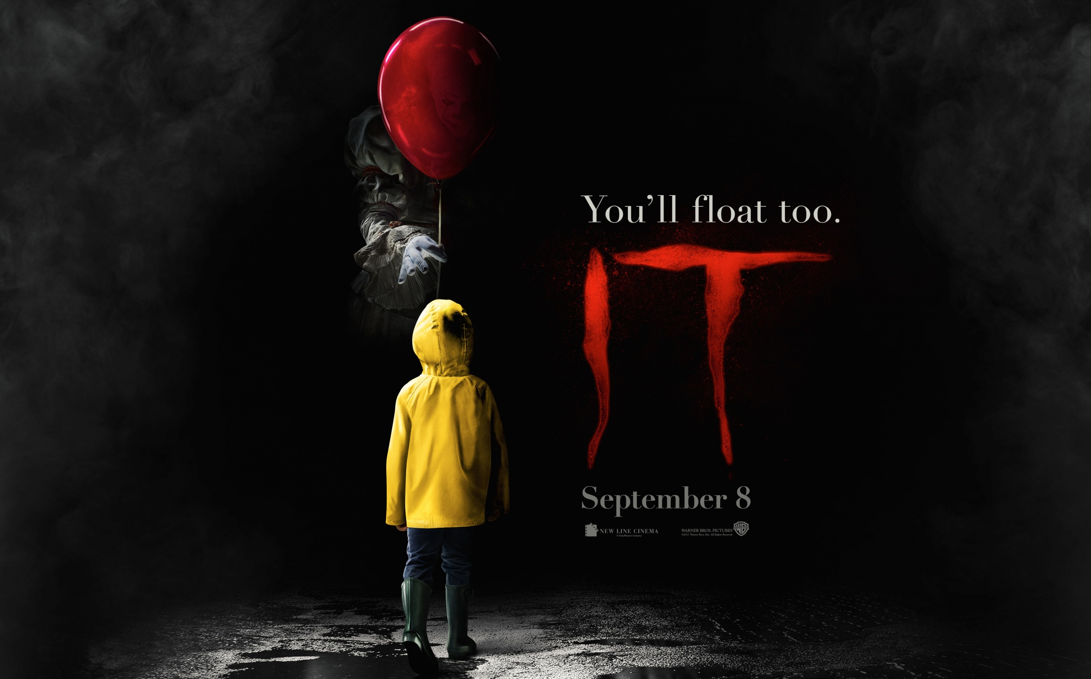 Thumbnail for IT - Theatrical: Integrated Campaign