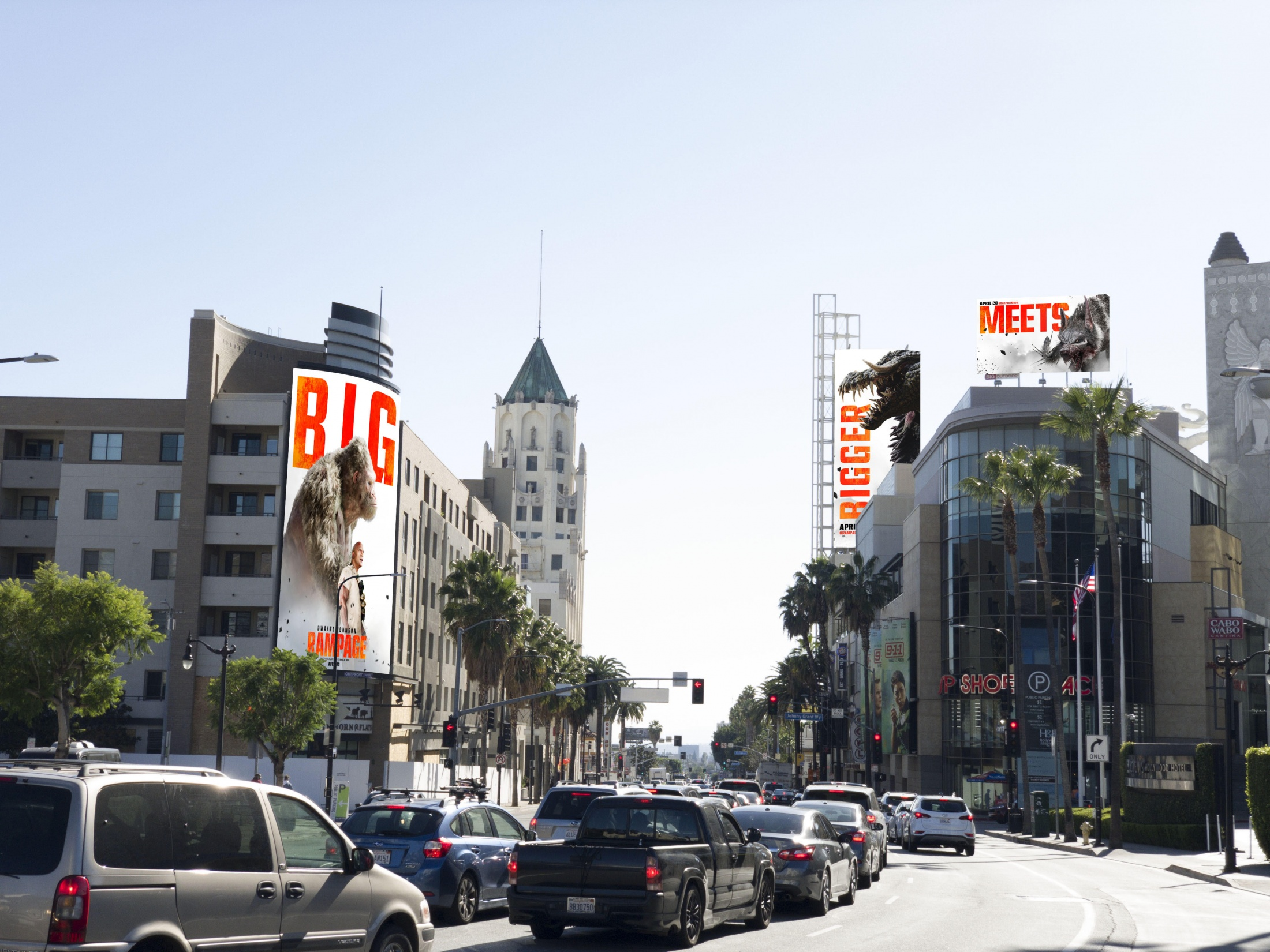 Thumbnail for Rampage - Hollywood Blvd.