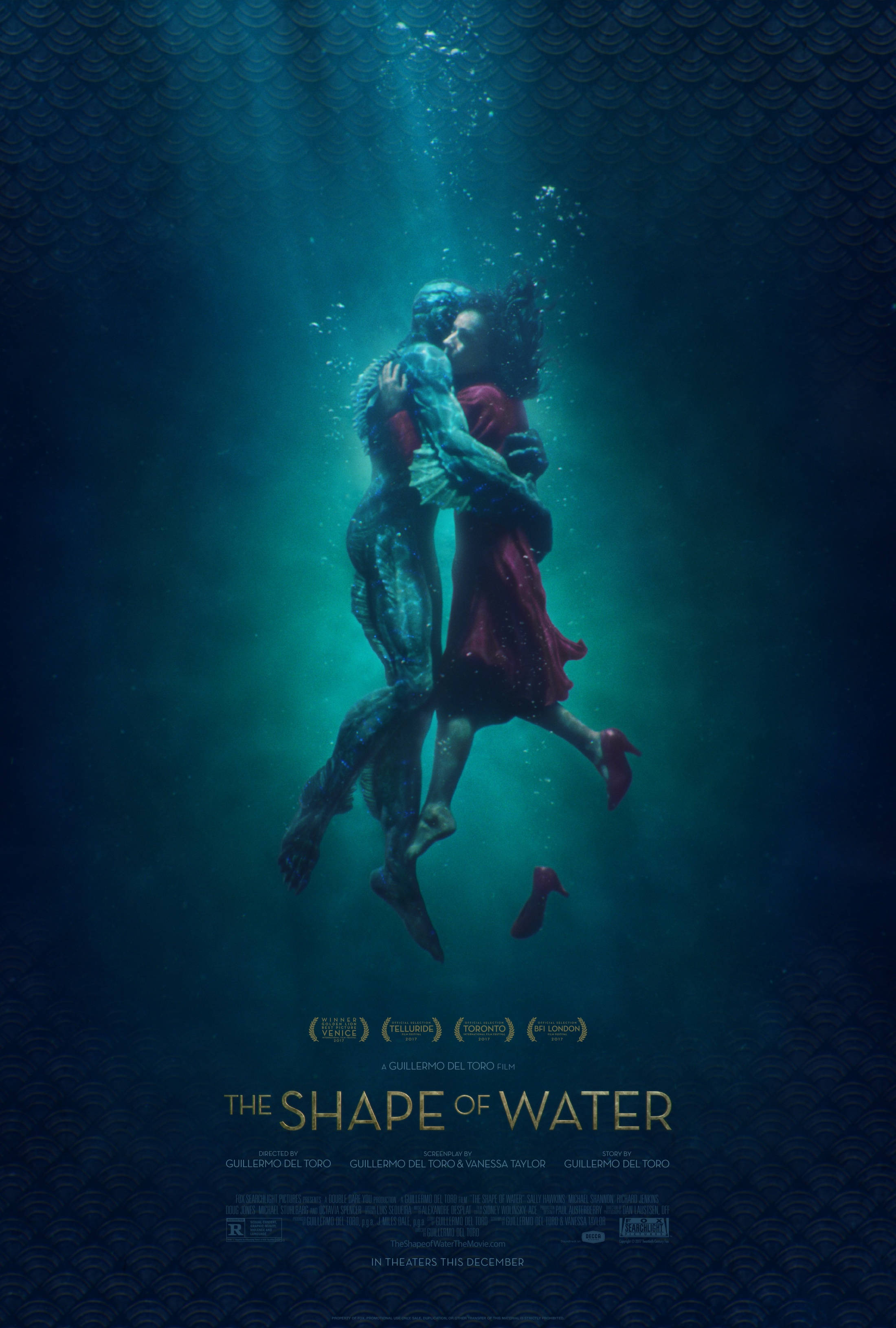 Thumbnail for The Shape of Water: One-sheet - Payoff