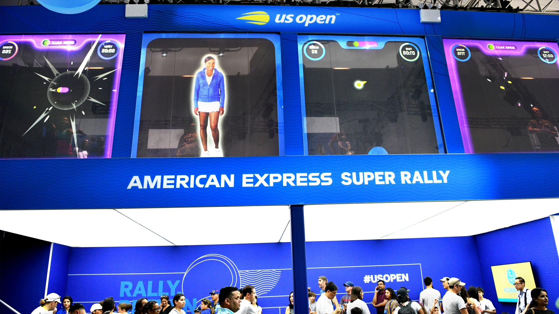 Thumbnail for American Express Super Rally