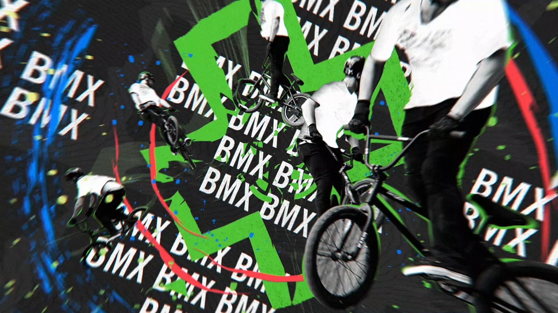 Thumbnail for ESPN X Games Design Rebrand