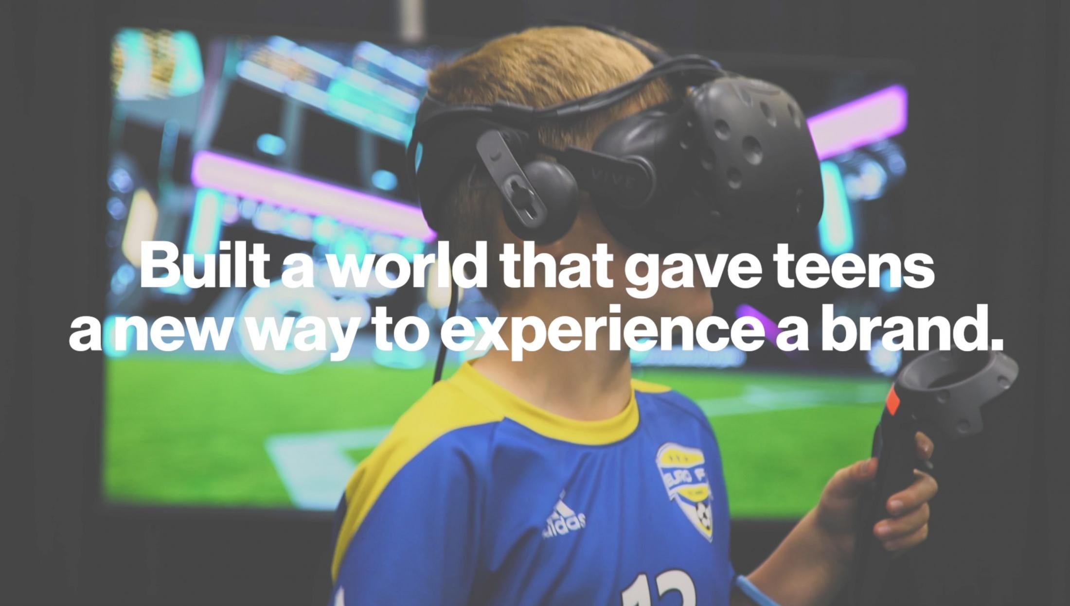 Thumbnail for VR Soccer Challenge