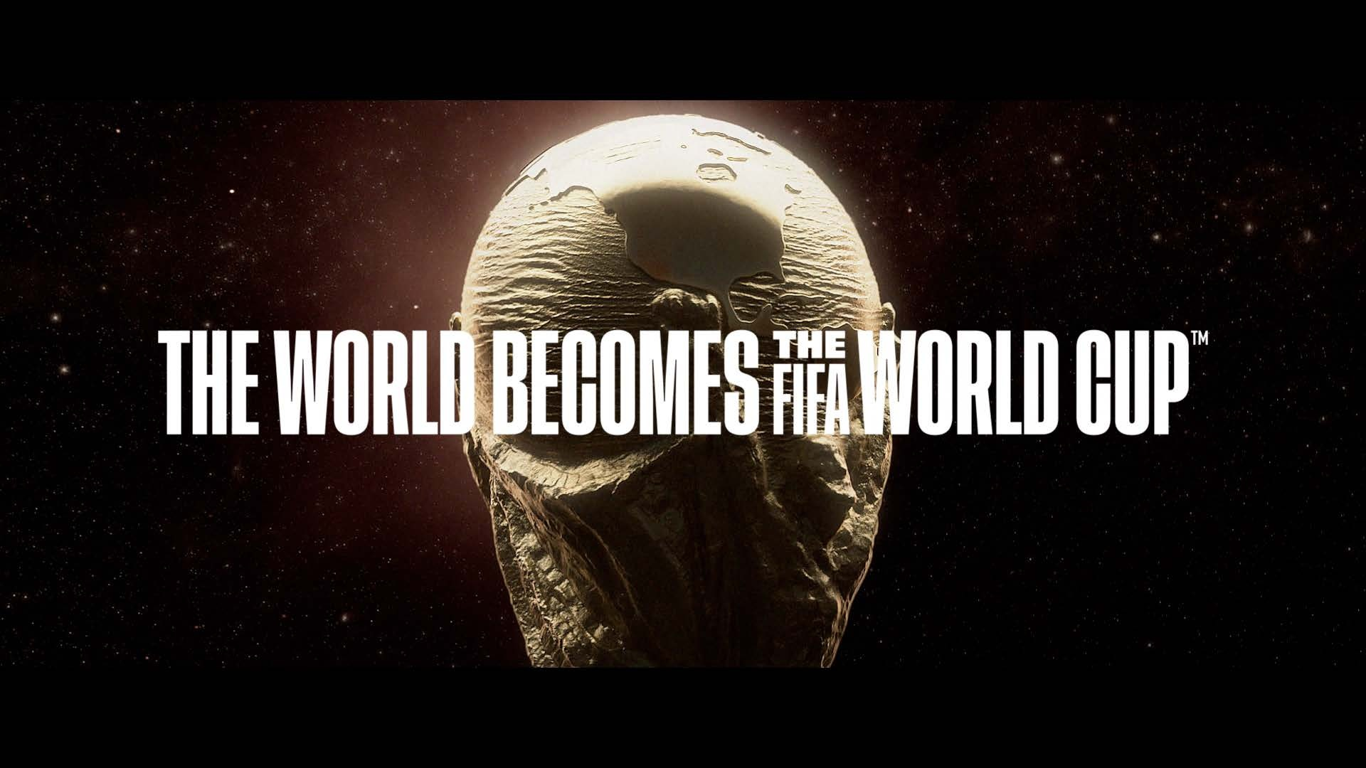 Thumbnail for World Becomes World Cup - Anthem