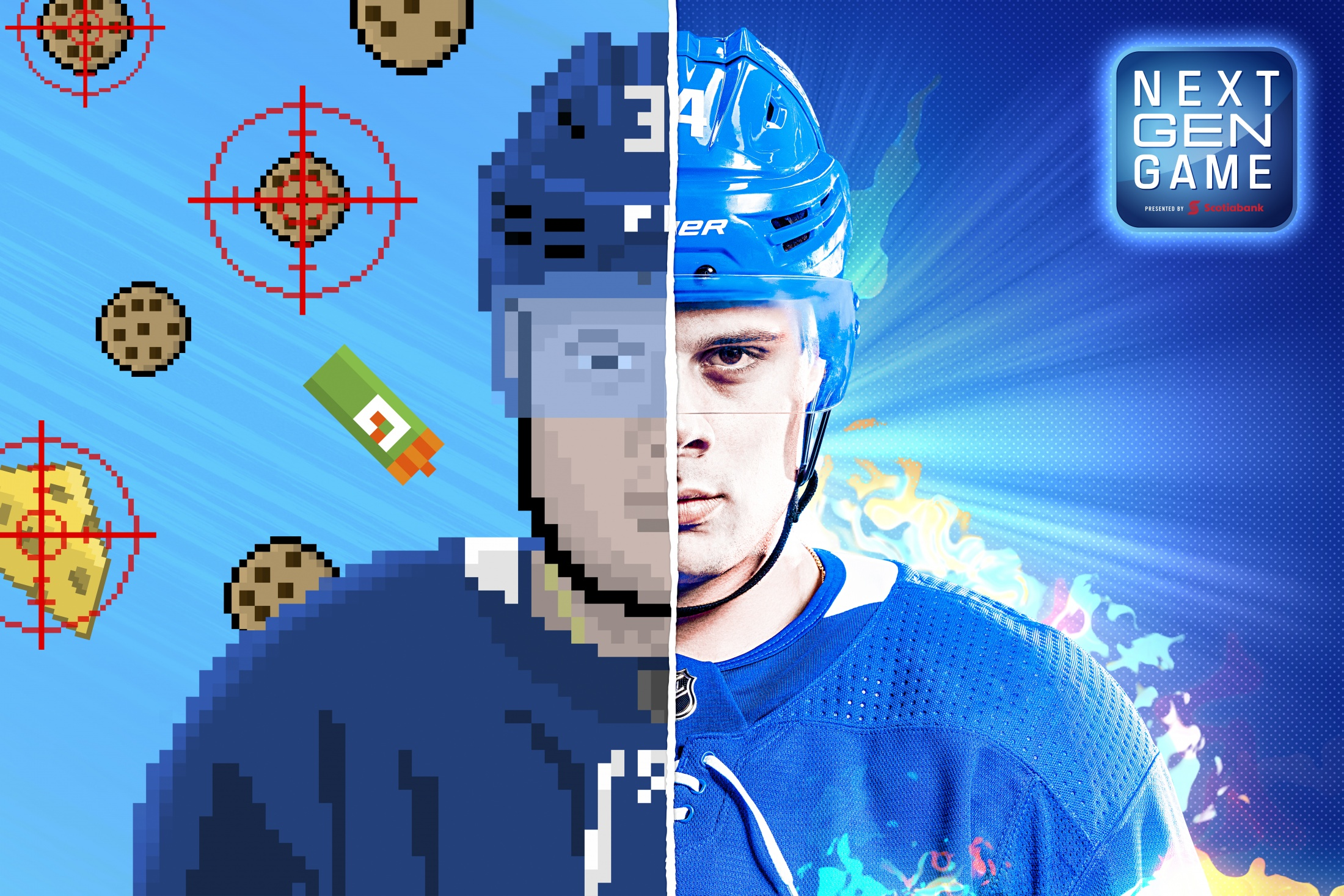 Thumbnail for Toronto Maple Leafs - Next Gen Game