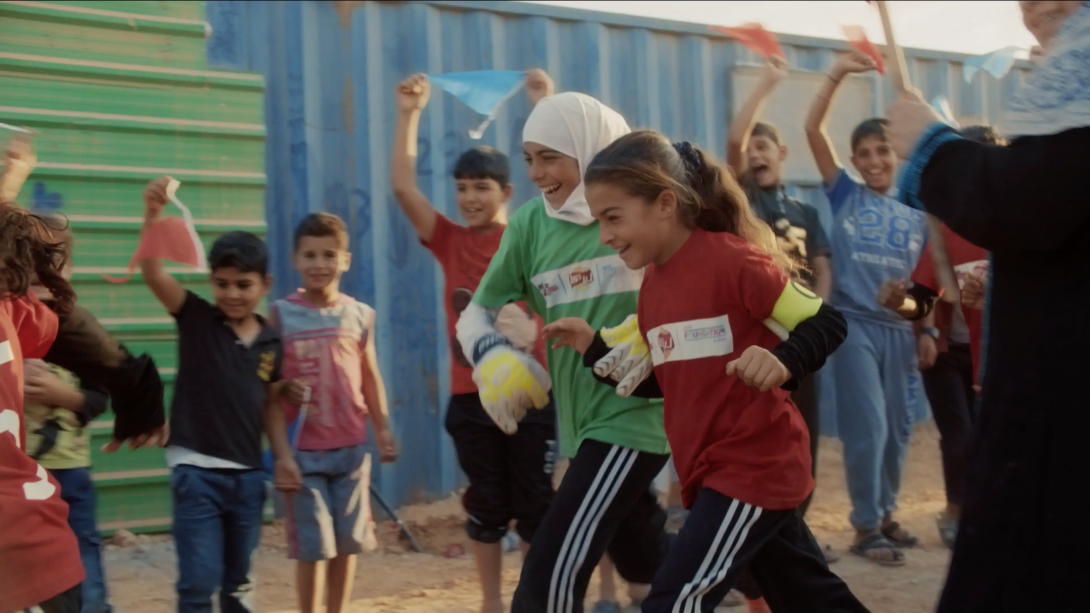 Thumbnail for Hope Football Pitch for Women