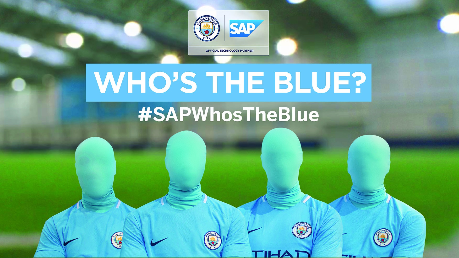 Thumbnail for Who's the Blue?