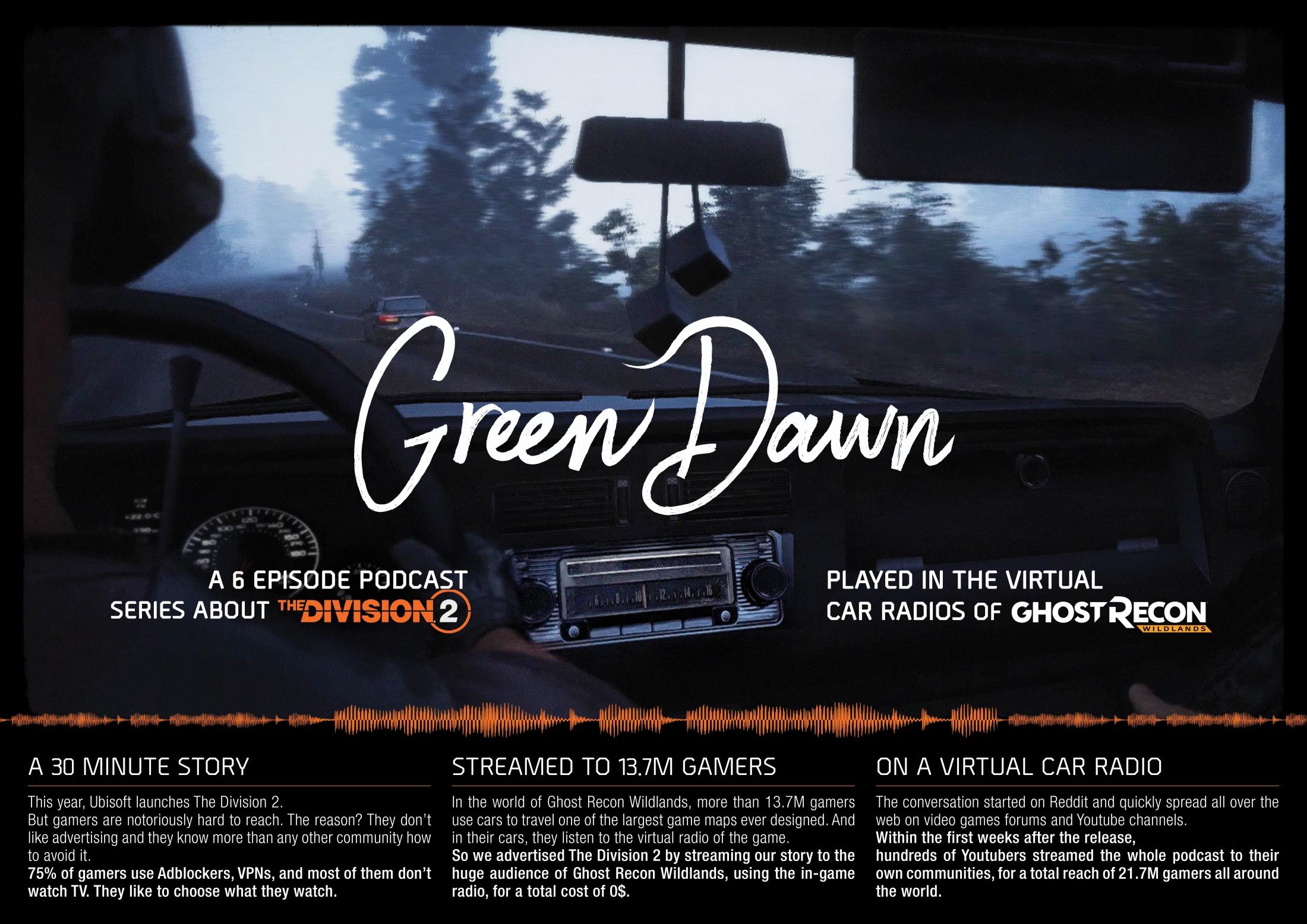 Thumbnail for Green Dawn