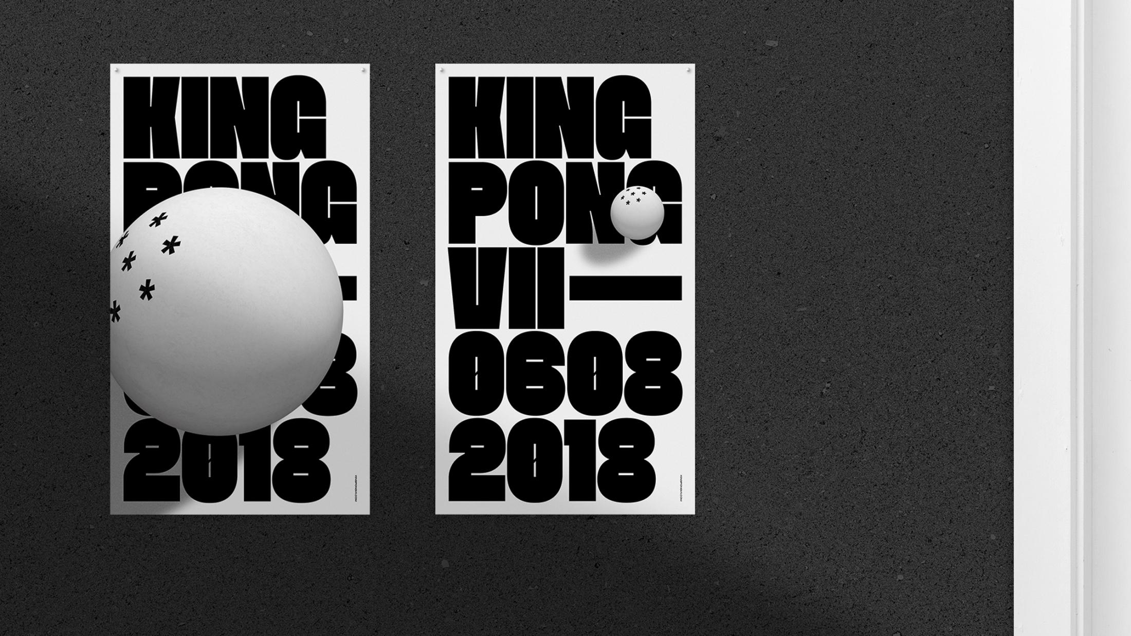 Thumbnail for King Pong VII