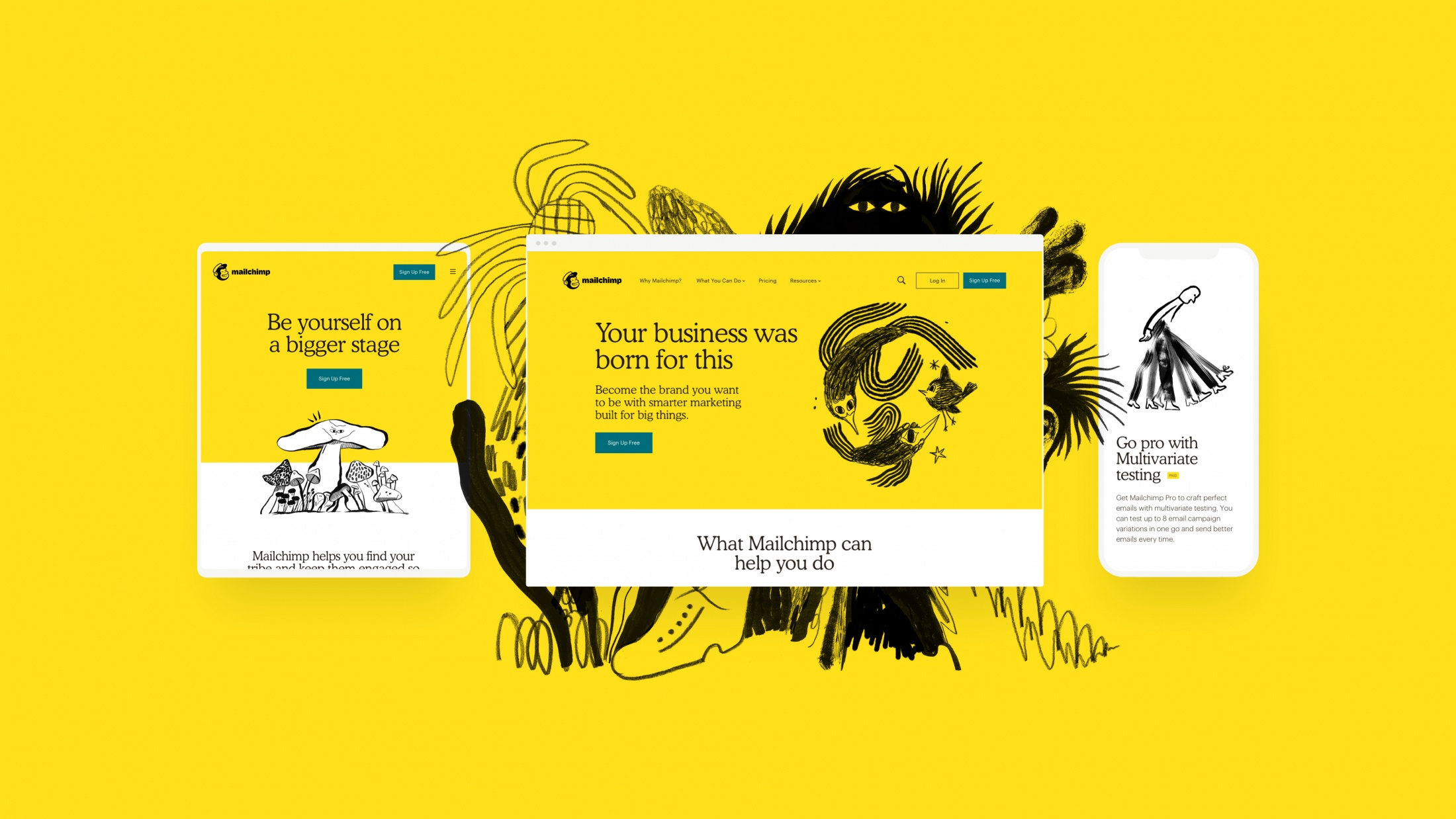 Thumbnail for Mailchimp Customer Experience