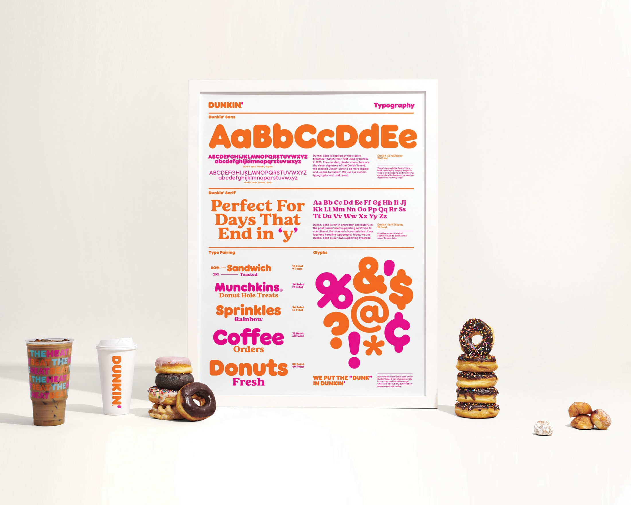 Image Media for Dunkin'