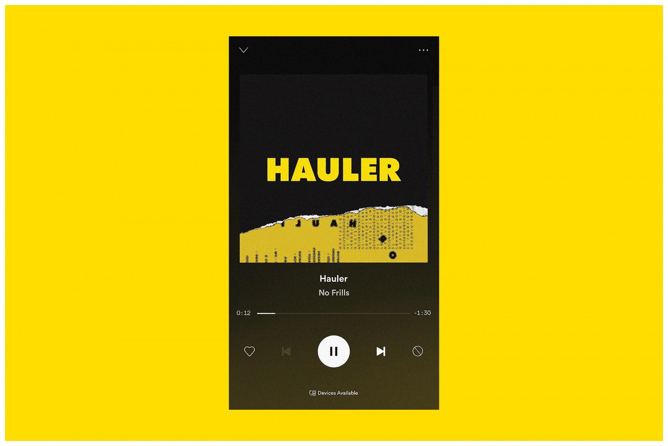 Thumbnail for #Hauler