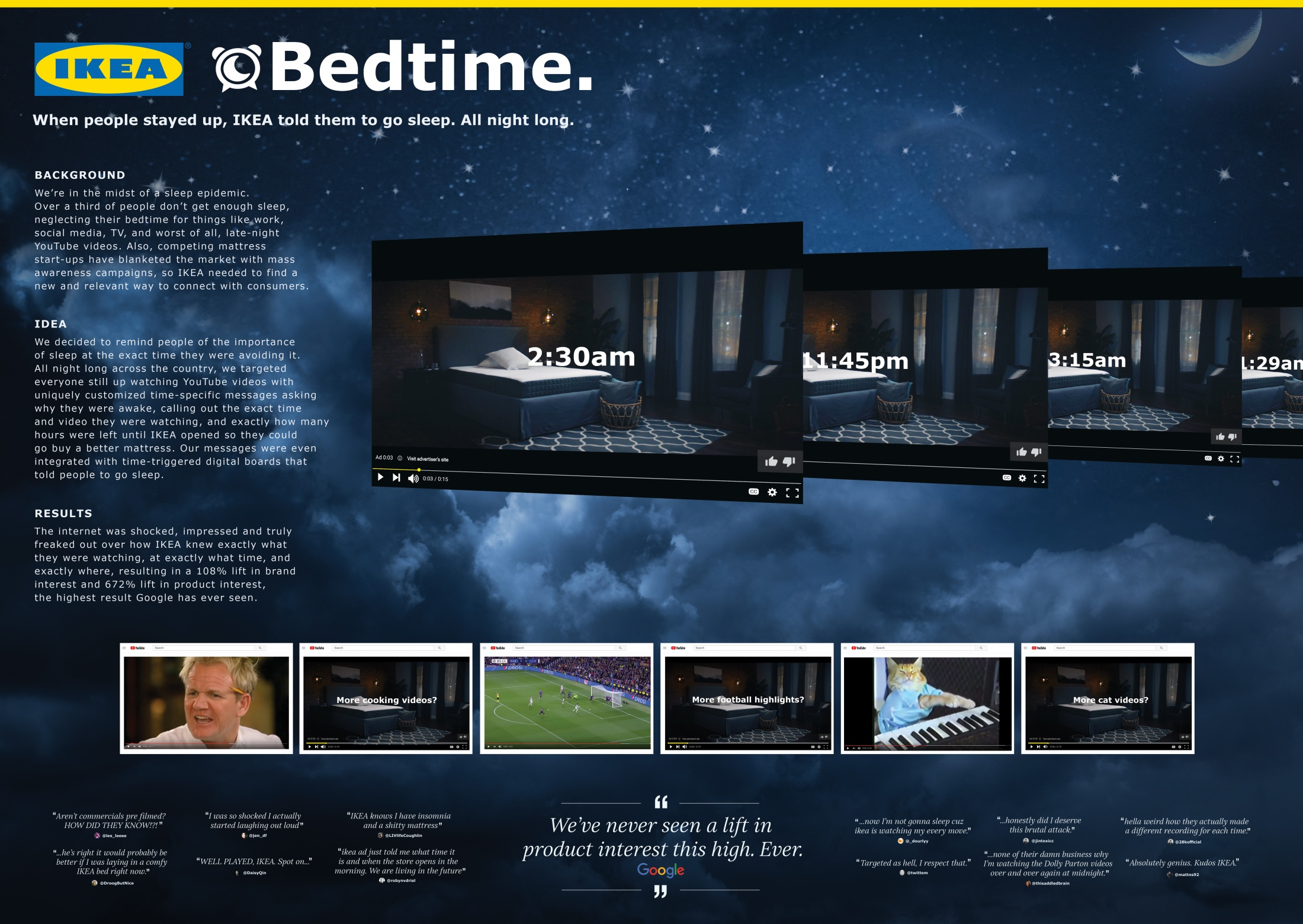 Thumbnail for IKEA Bedtime