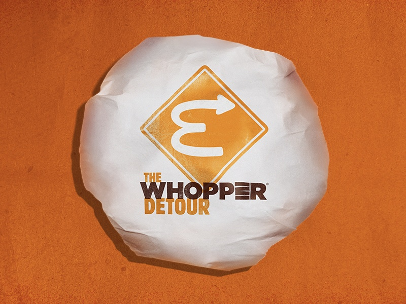 Thumbnail for The Whopper Detour